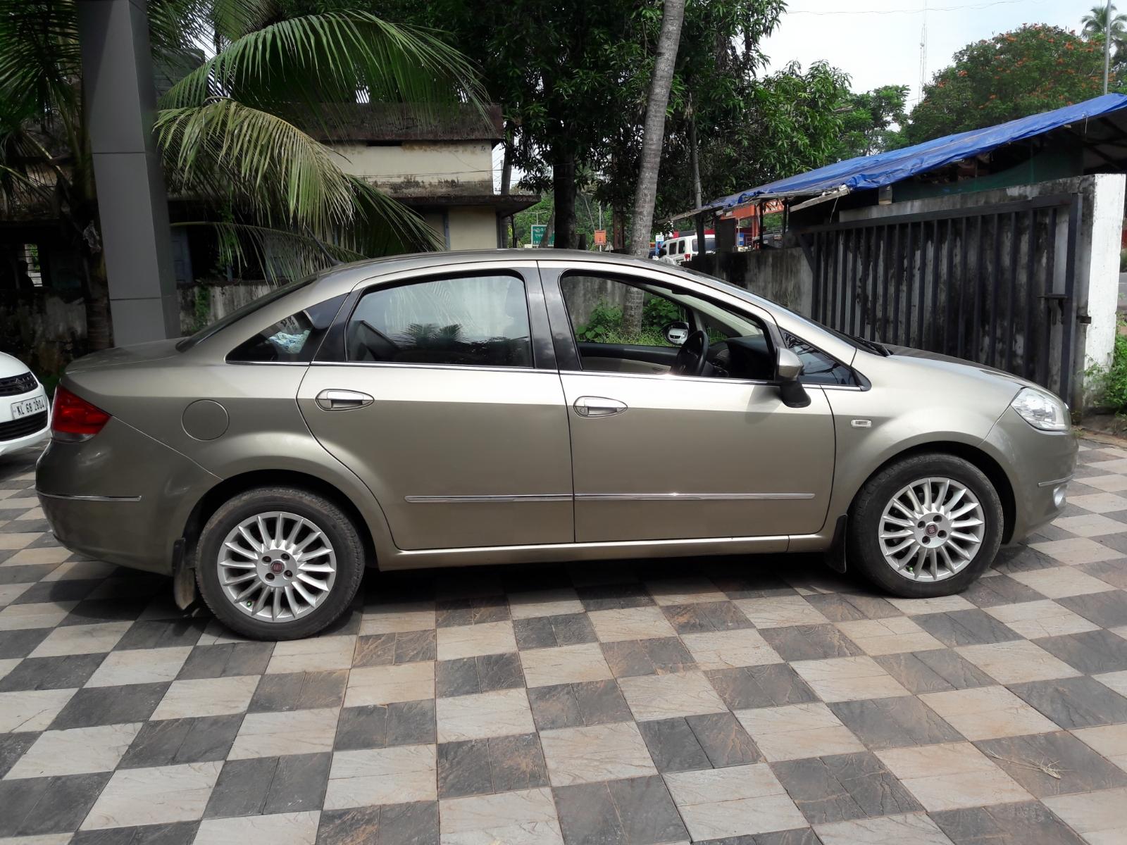 2011 Used Fiat Linea T JET