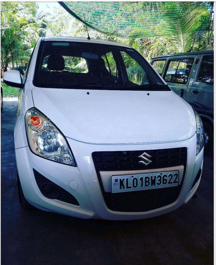 2015 Used Maruti Suzuki Ritz LDI BS IV