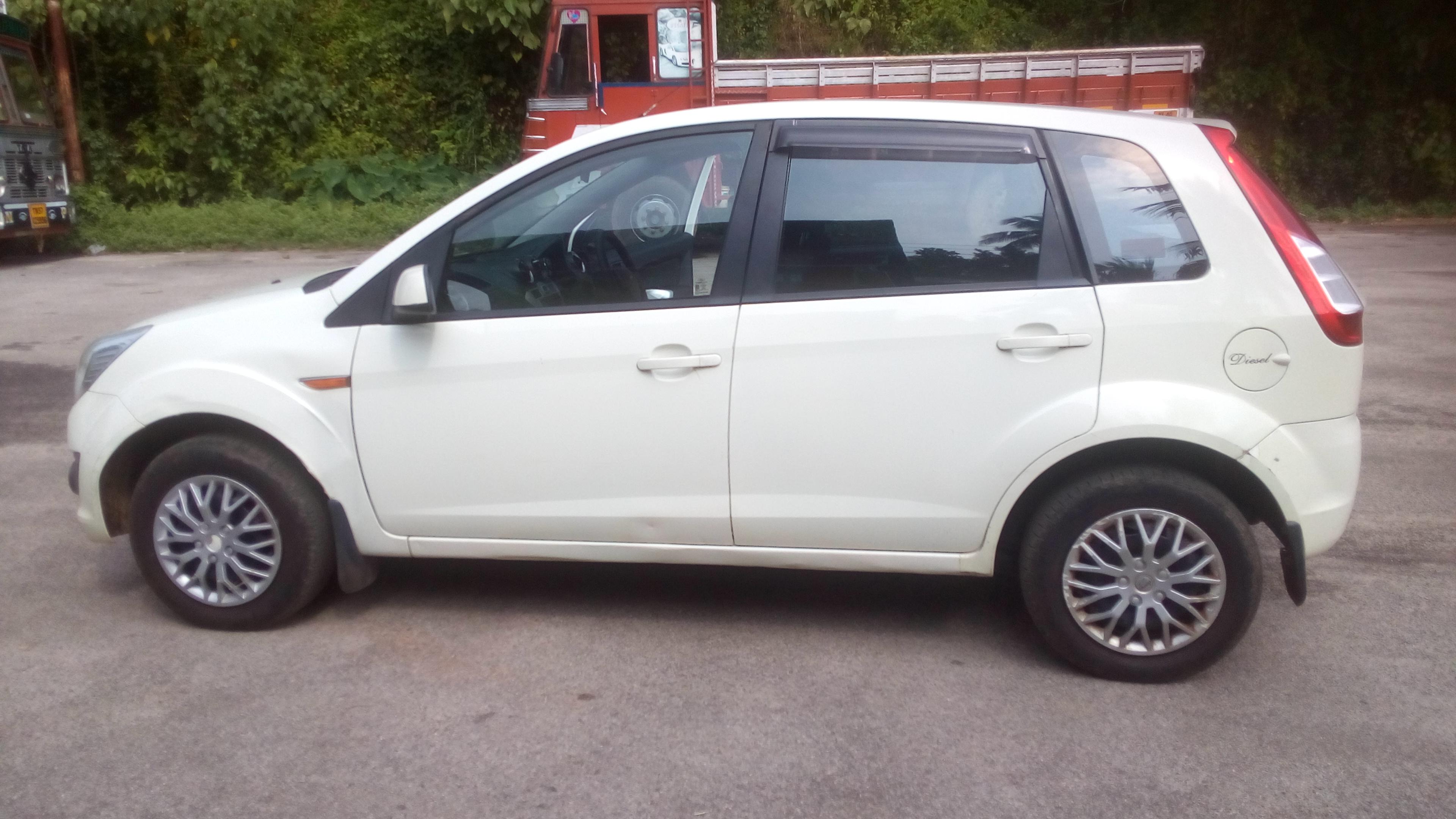 2012 Used Ford Figo EXI DURATORQ 1.4
