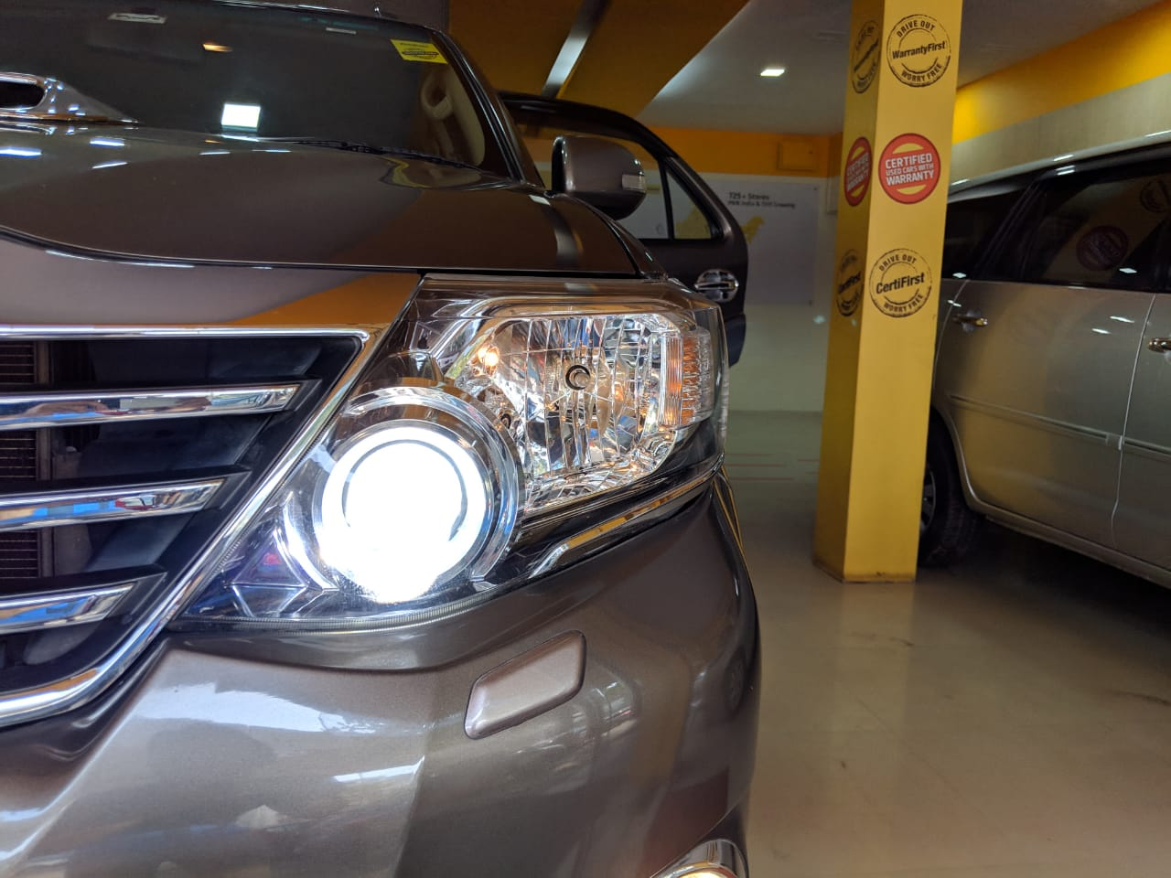 2016 Used TOYOTA FORTUNER 3.0 AT 4X2