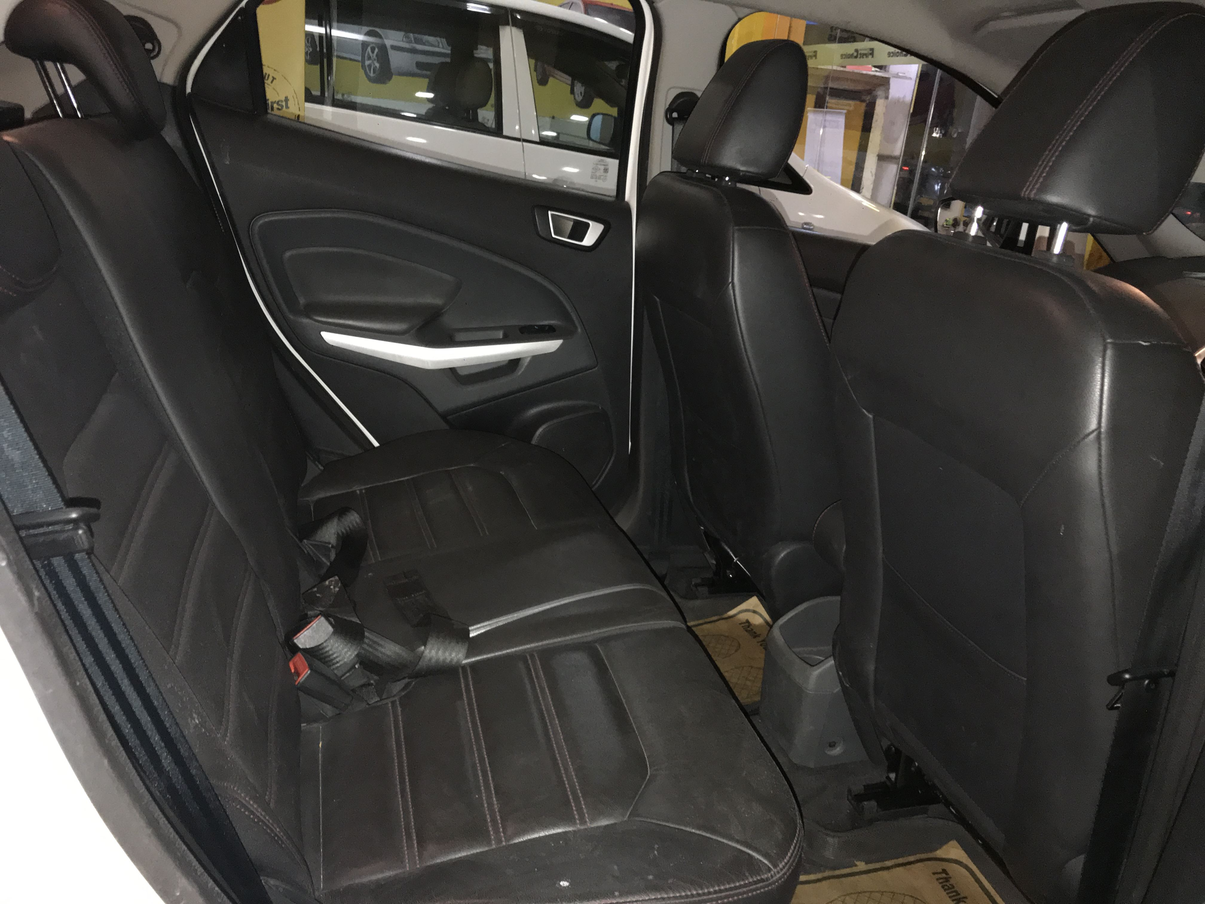 2014 Used Ford Ecosport TITANIUM 1.5 TDCI OPT