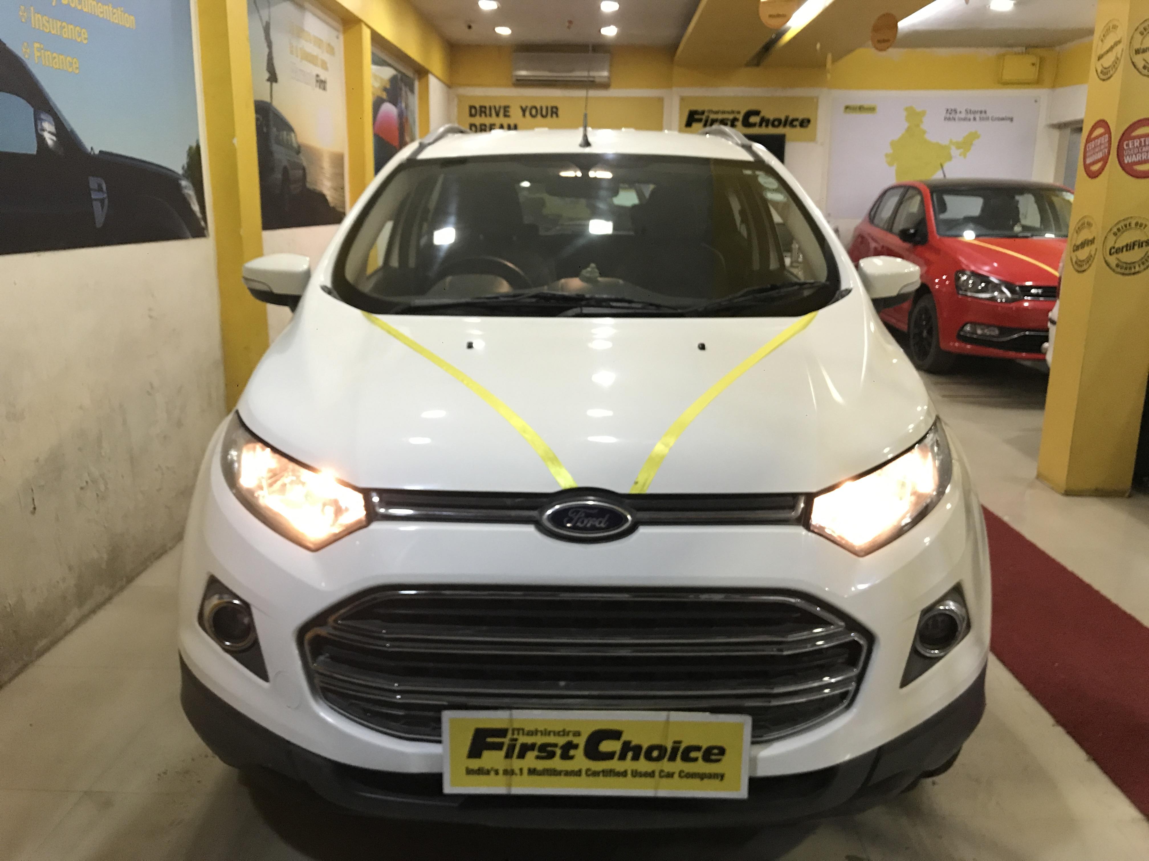 Used Ford in Mumbai Mahindra First Choice