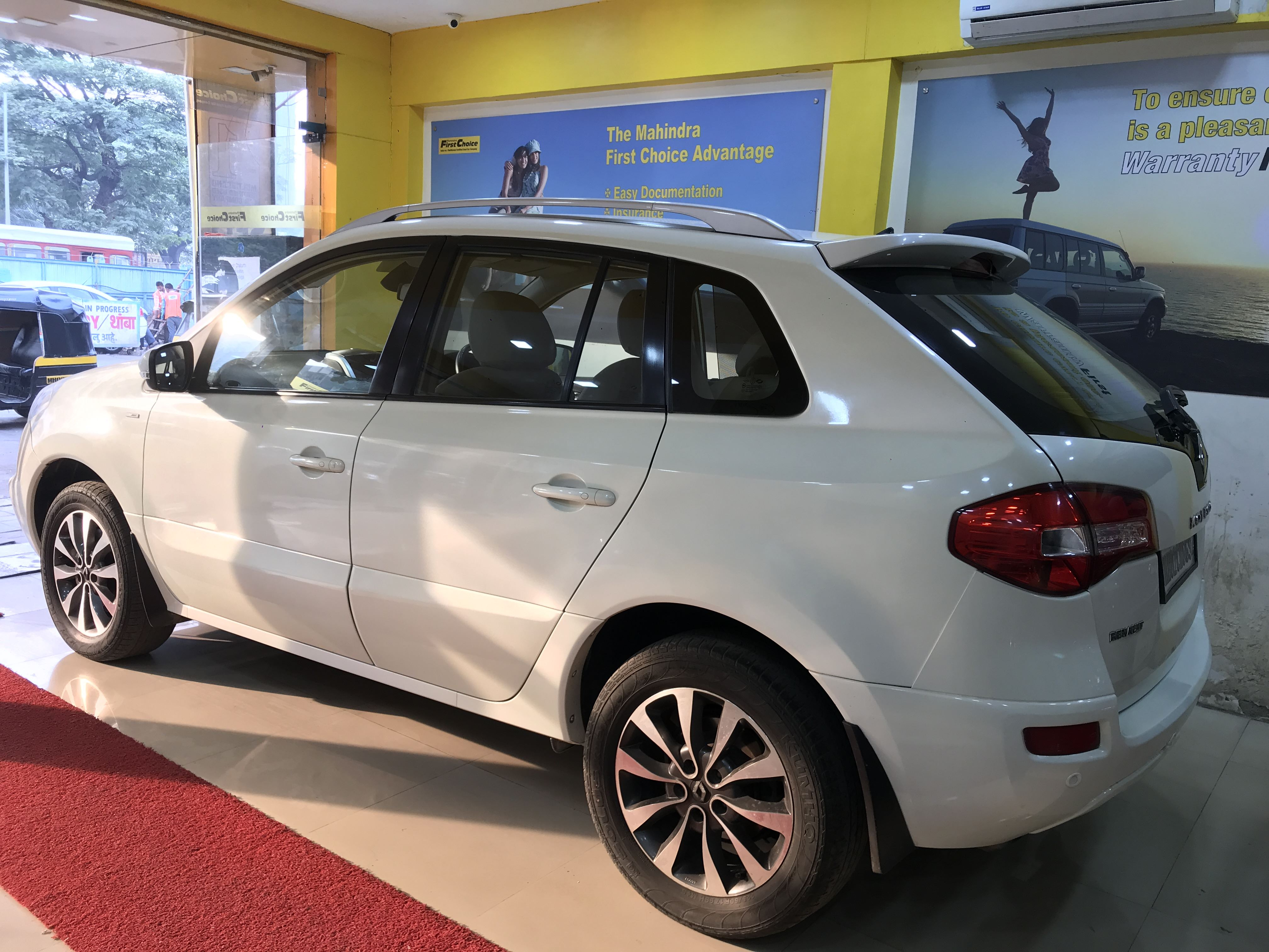 2013 Used Renault Koleos 4X4