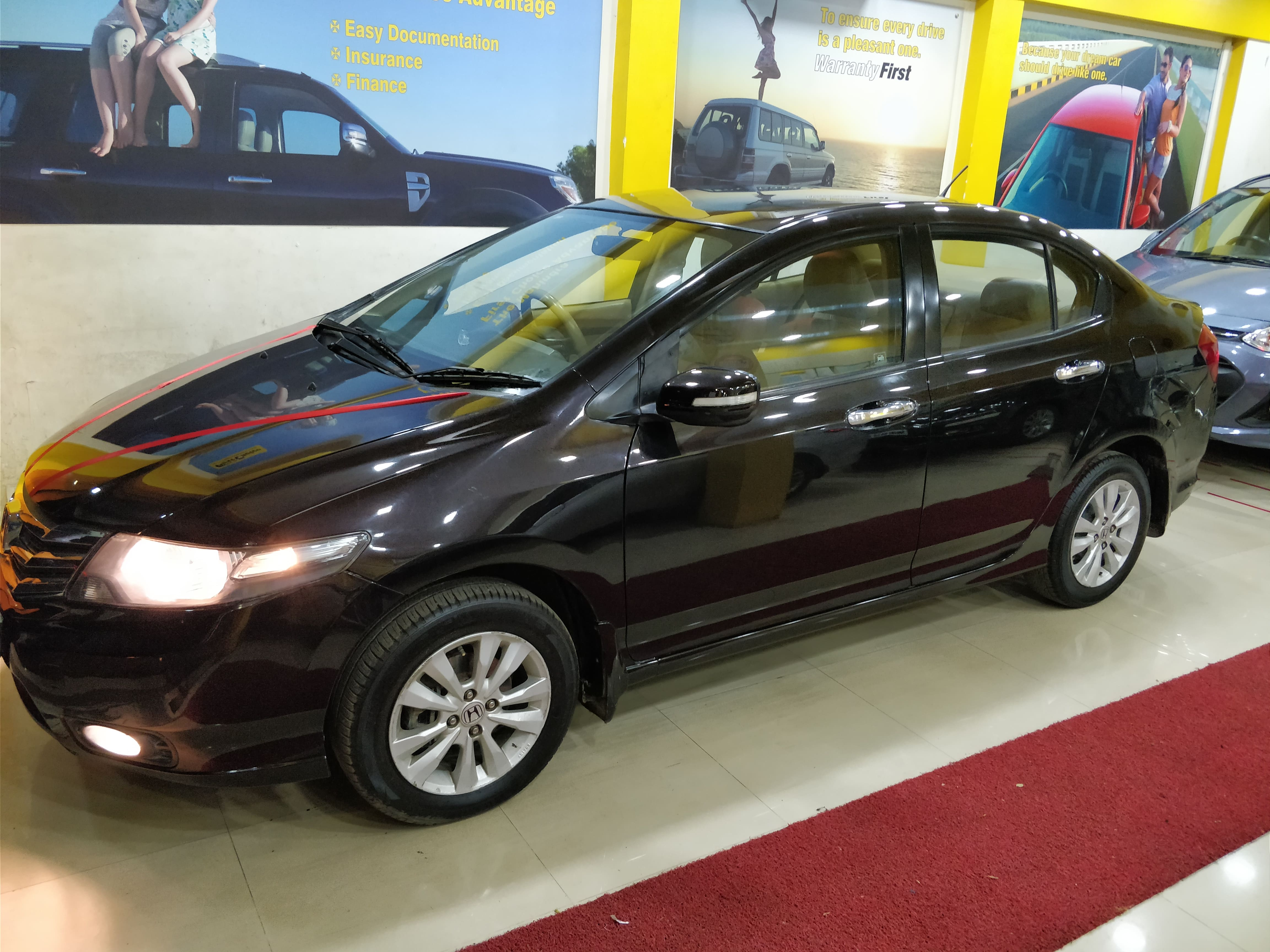 2013 Used Honda City 1.5 V AT