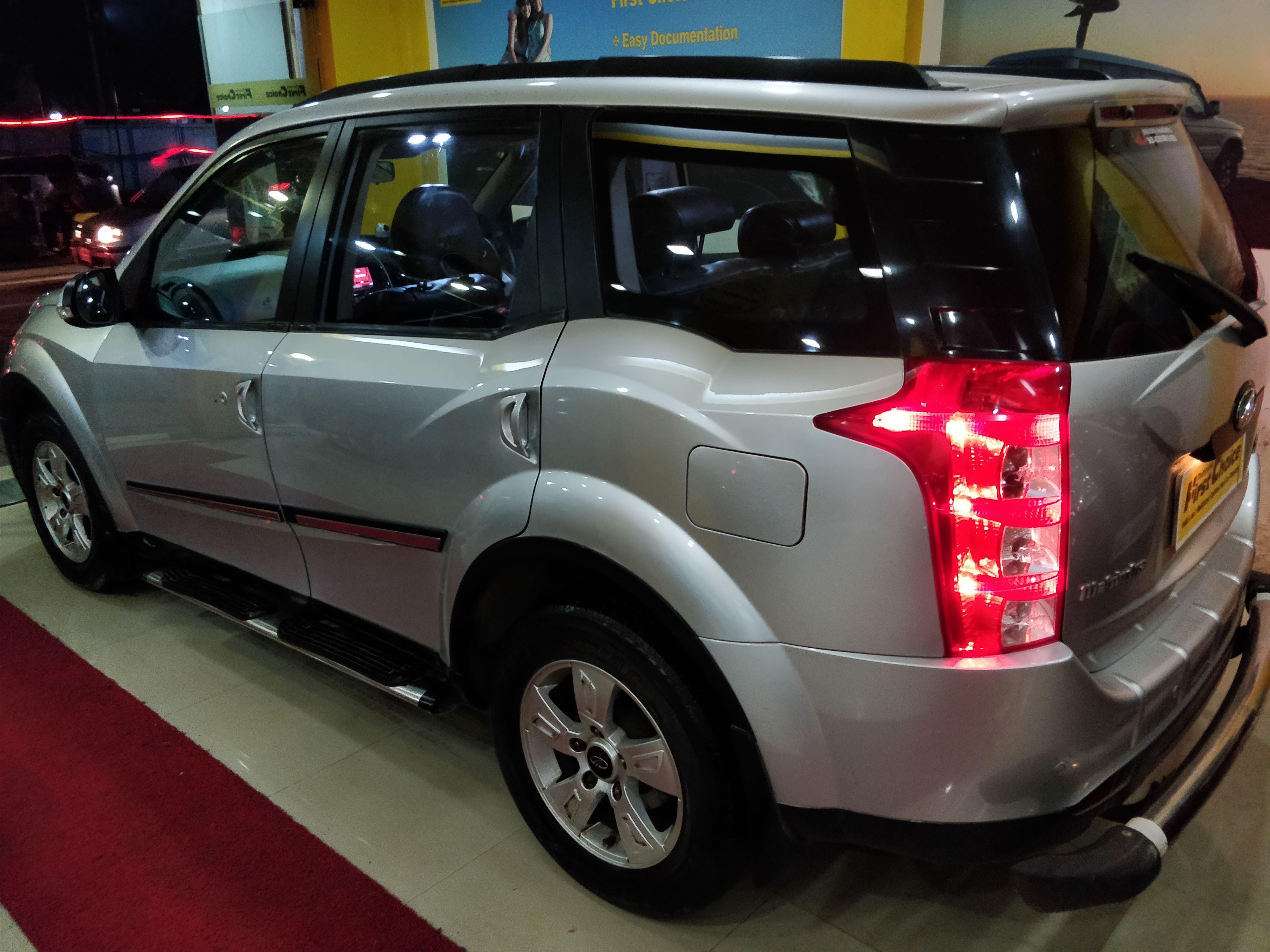 2013 Used Mahindra Xuv500 W8