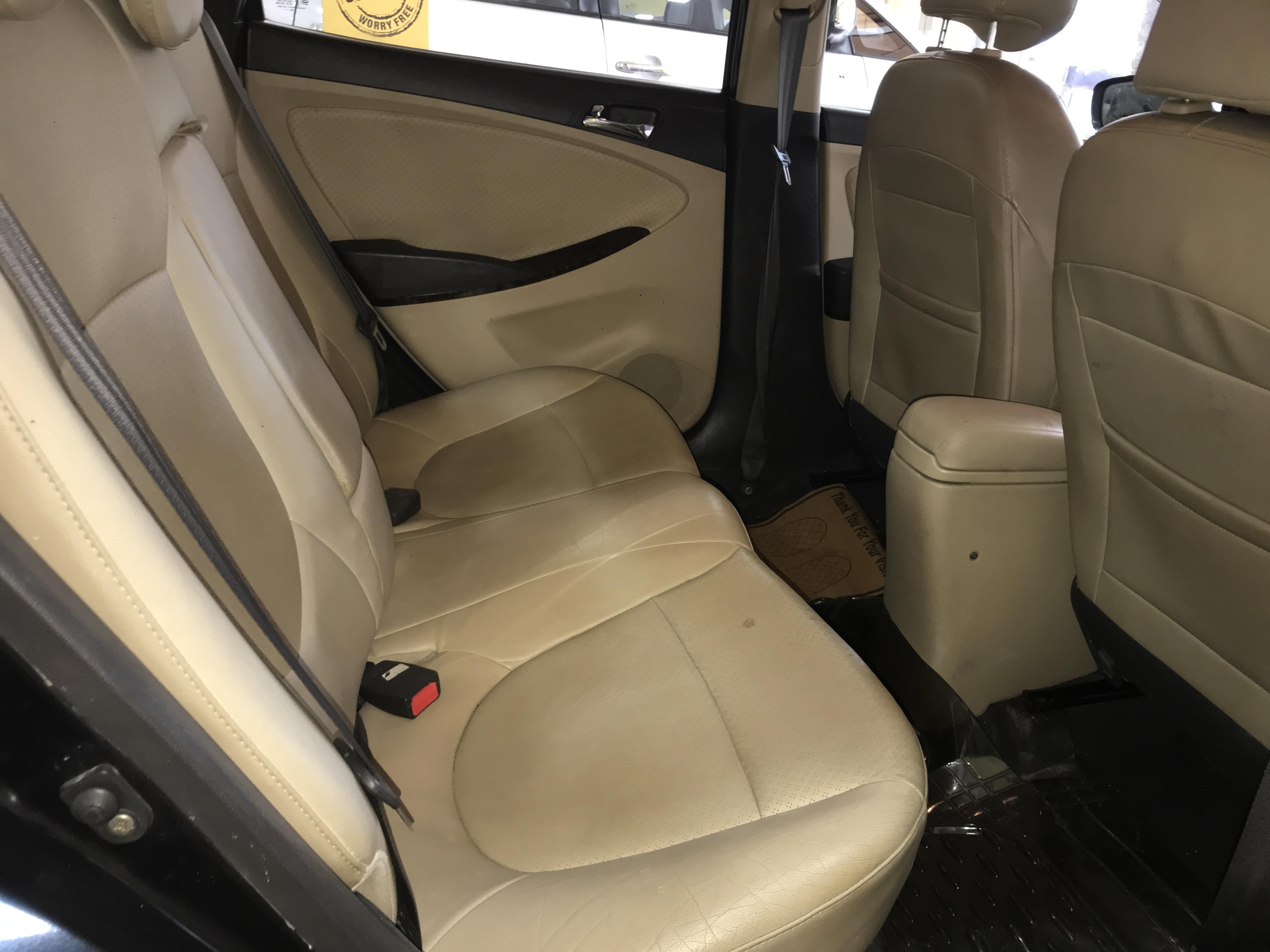 2011 Used Hyundai Verna FLUIDIC 1.6 SX VTVT OPT AT