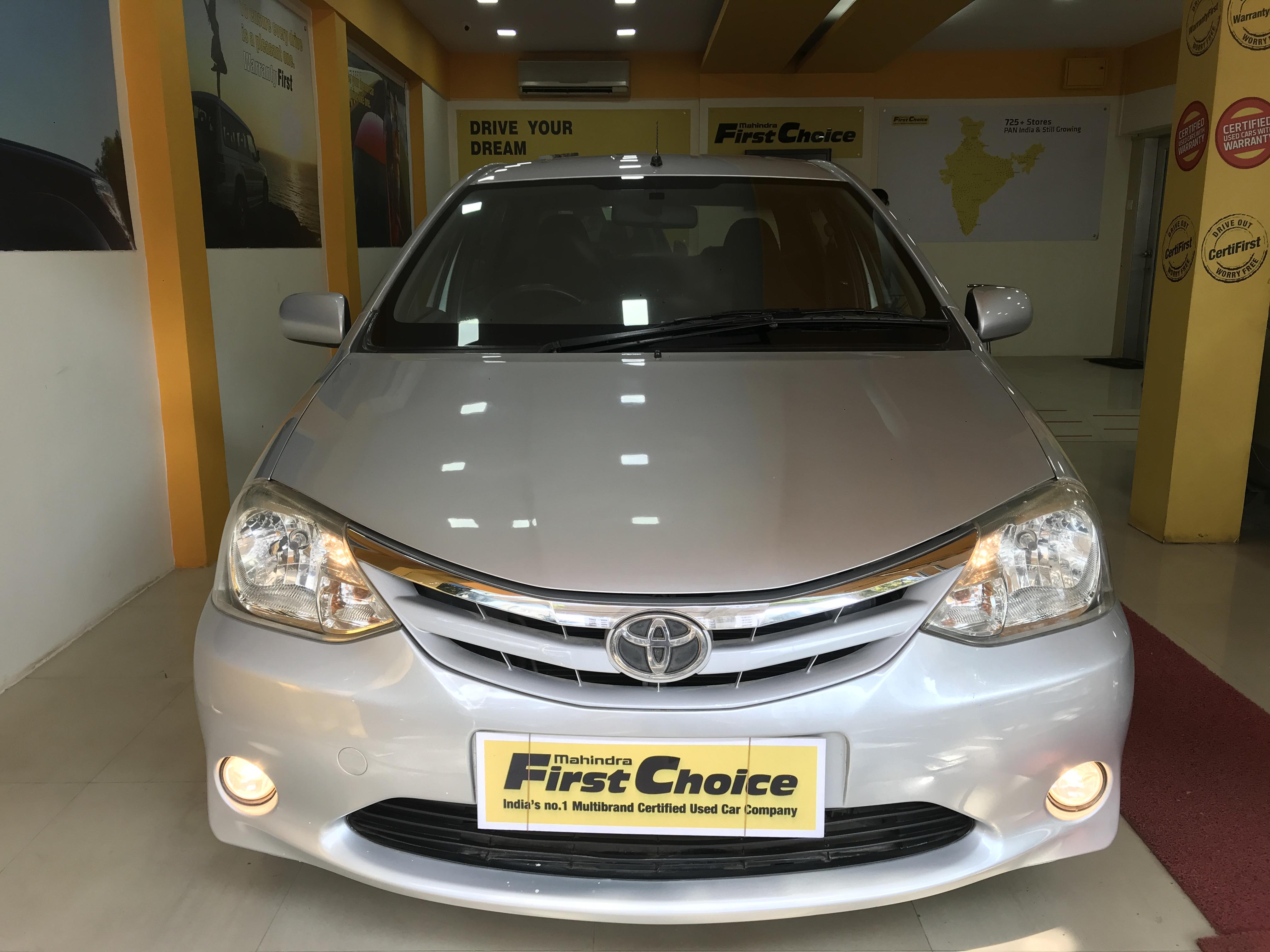 2011 Used Toyota Etios V