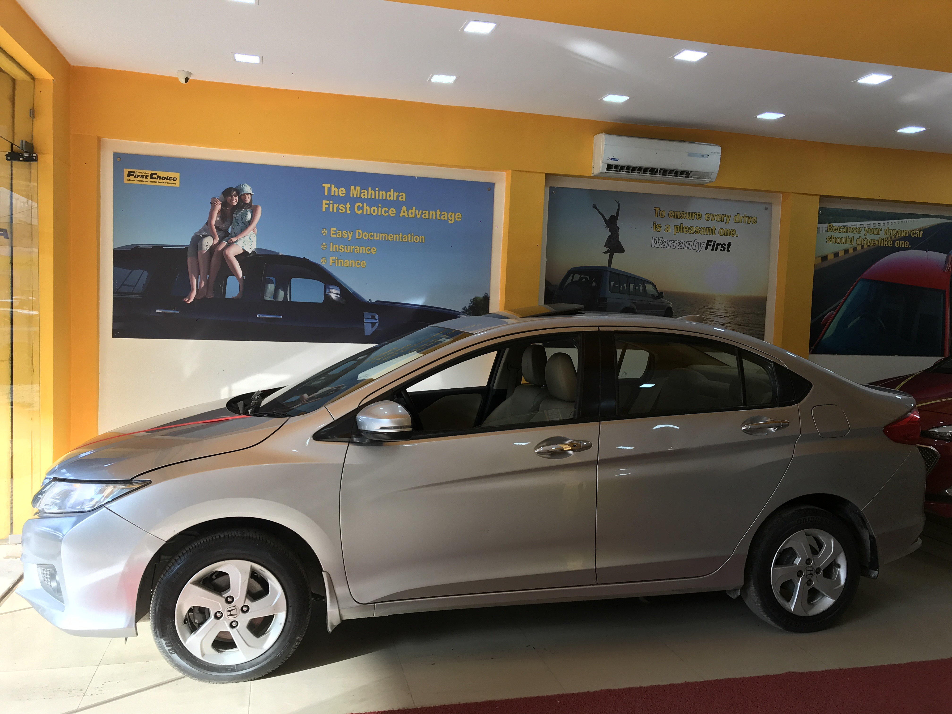 2014 Used HONDA CITY VX MT PETROL