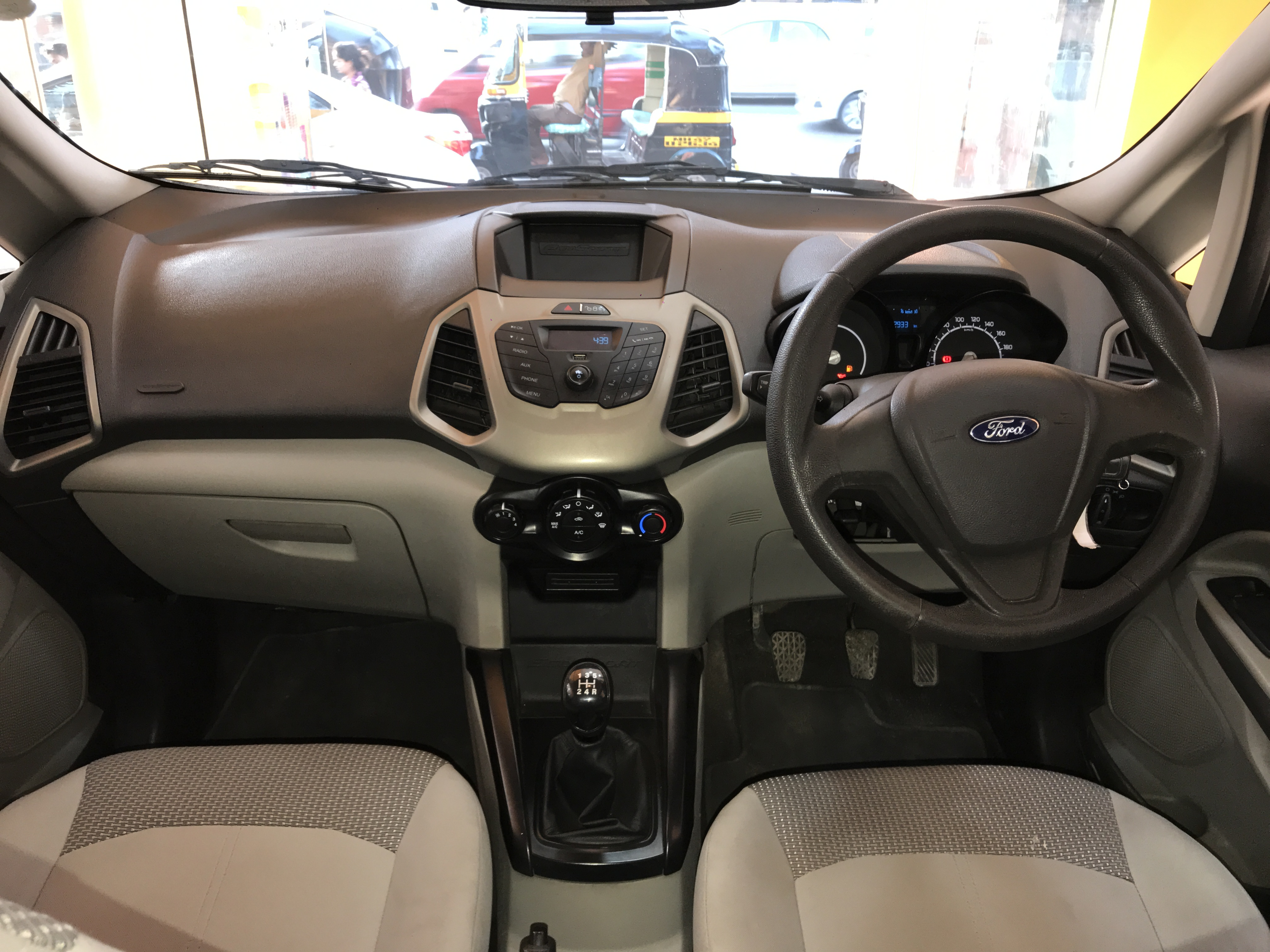 2013 Used FORD ECOSPORT AMBIENTE 1.5 TI VCT