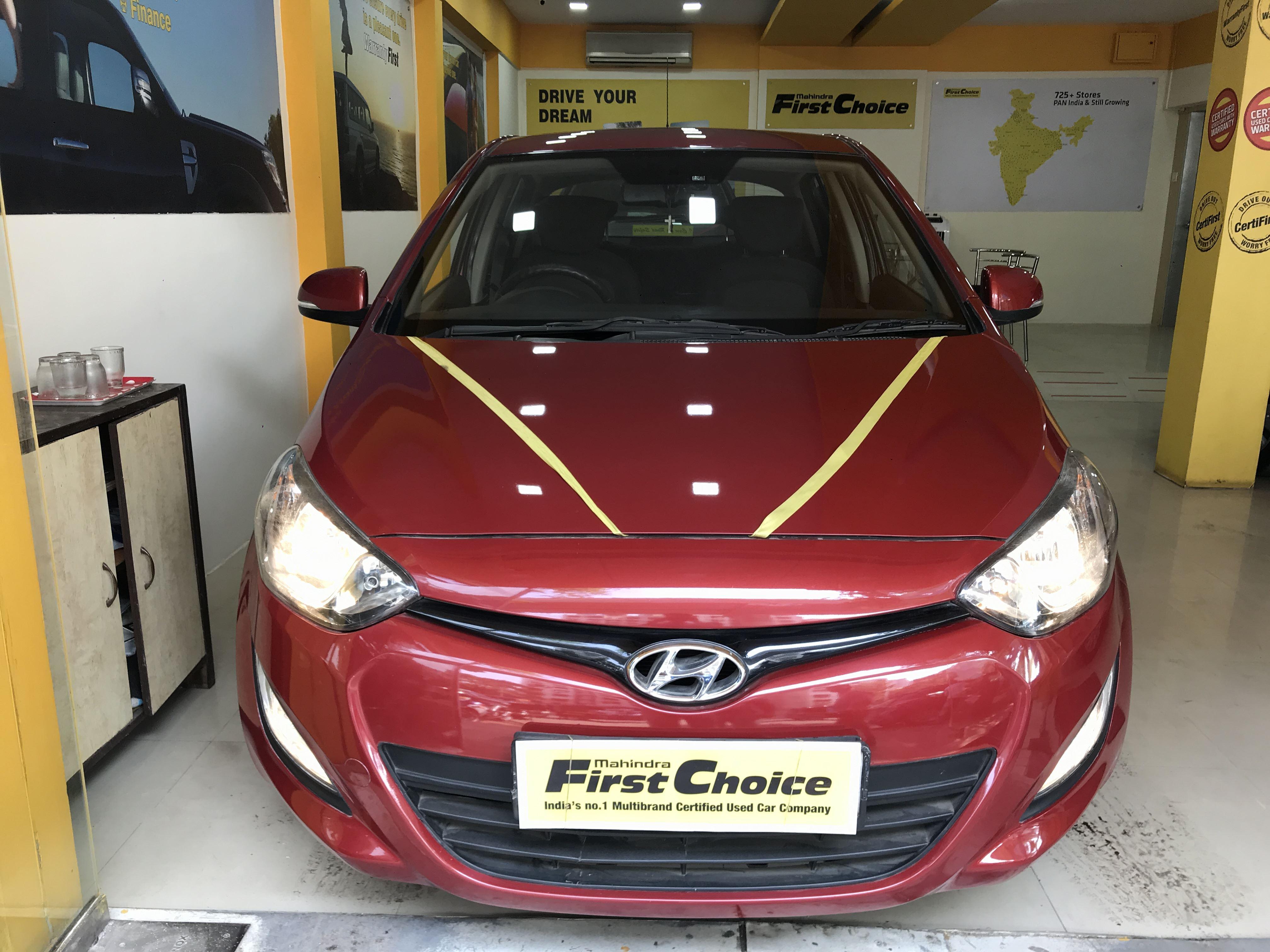 2012 Used Hyundai I20 SPORTZ AT 1.4