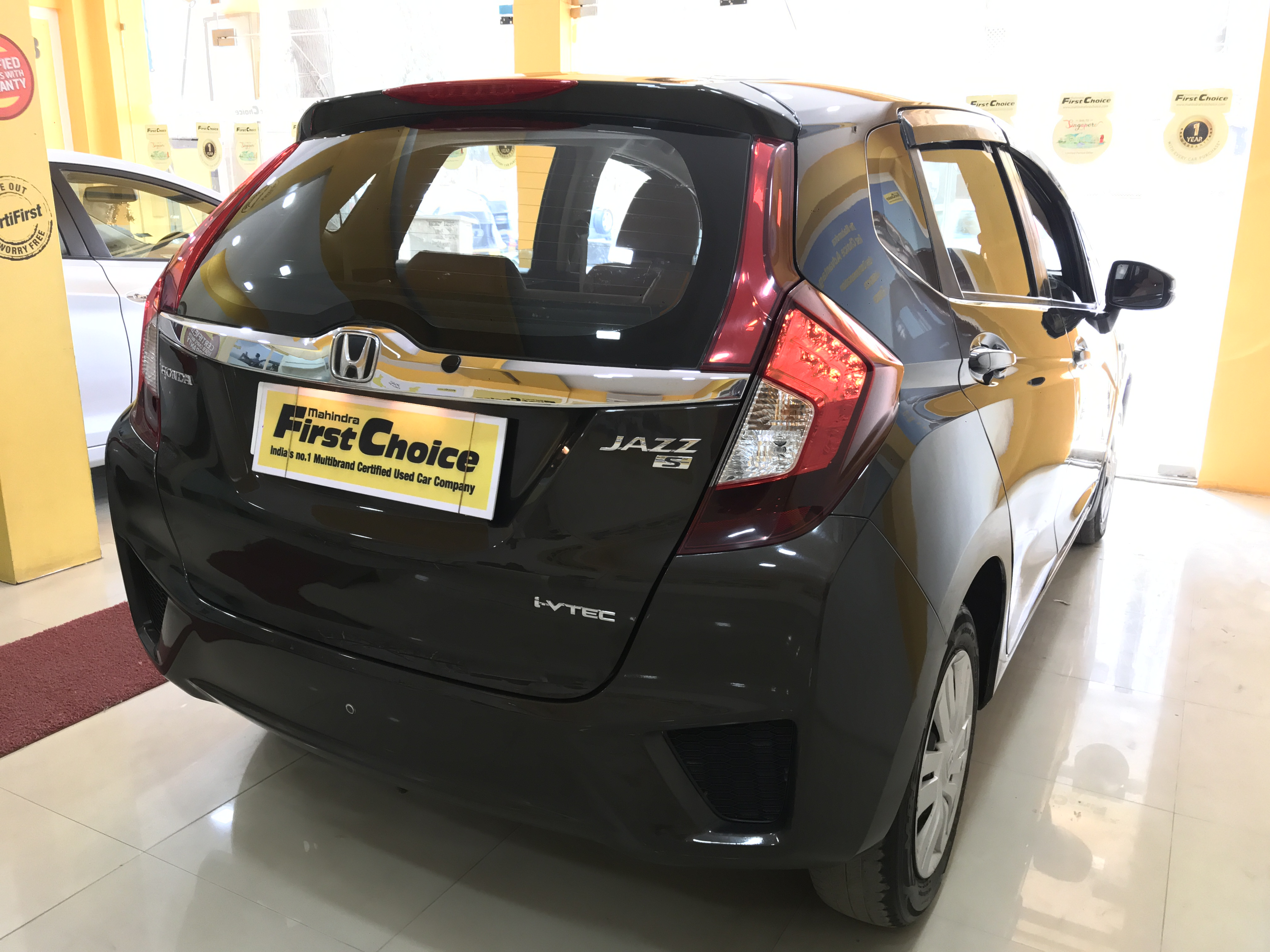 2016 Used HONDA JAZZ 1.2 S AT I VTEC
