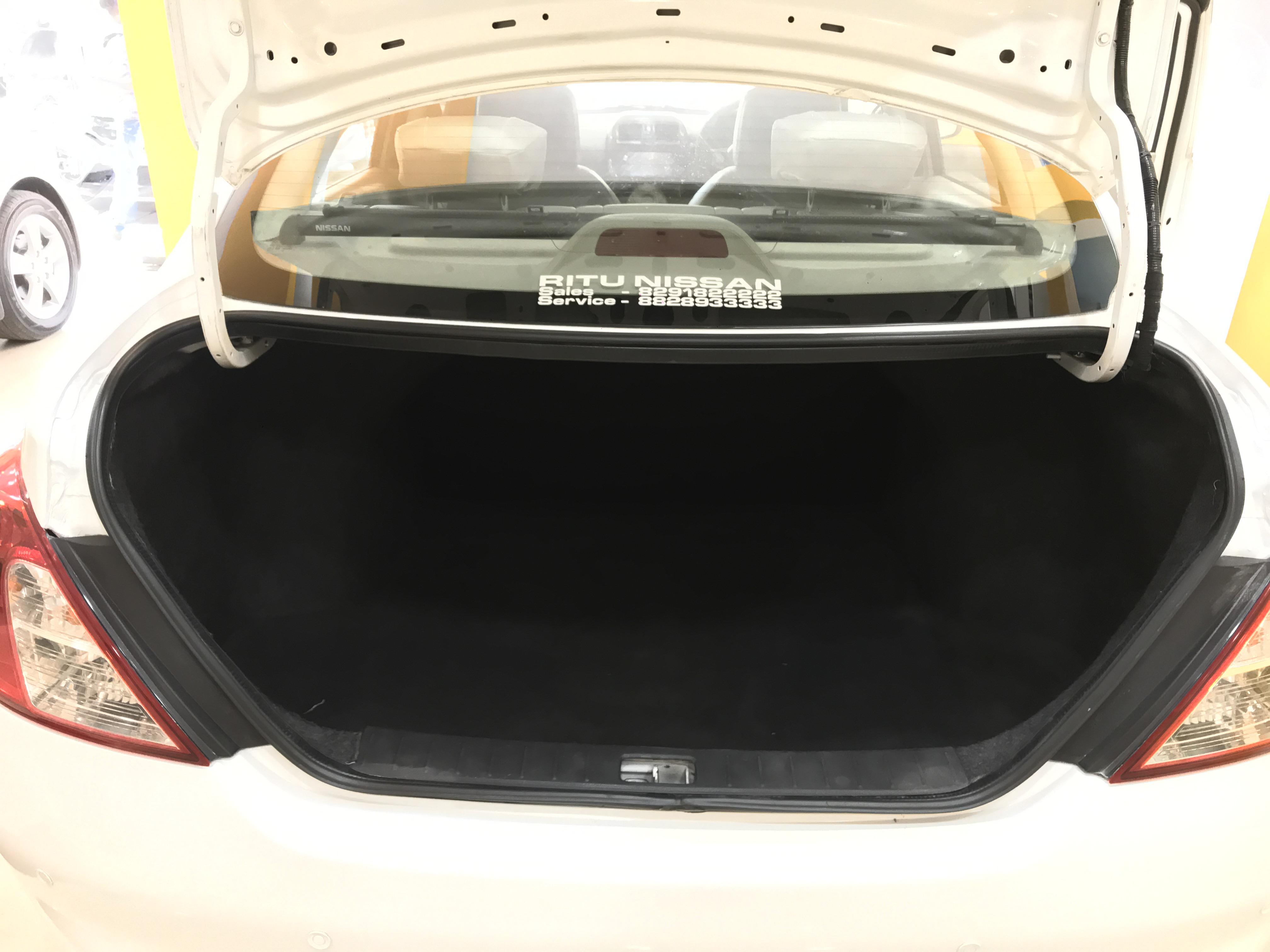 2015 Used NISSAN SUNNY XL AUTO
