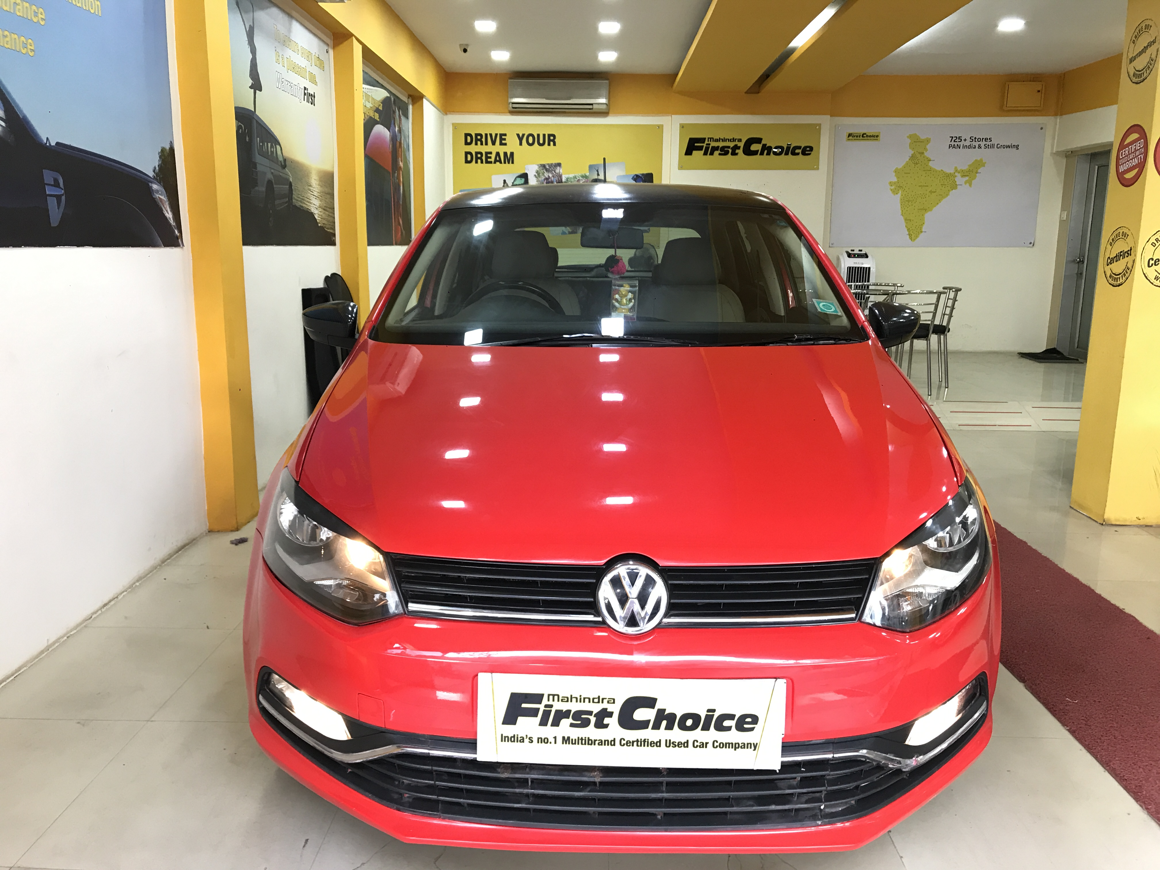 2015 Used VOLKSWAGEN POLO HIGHLINE1.2L PETROL