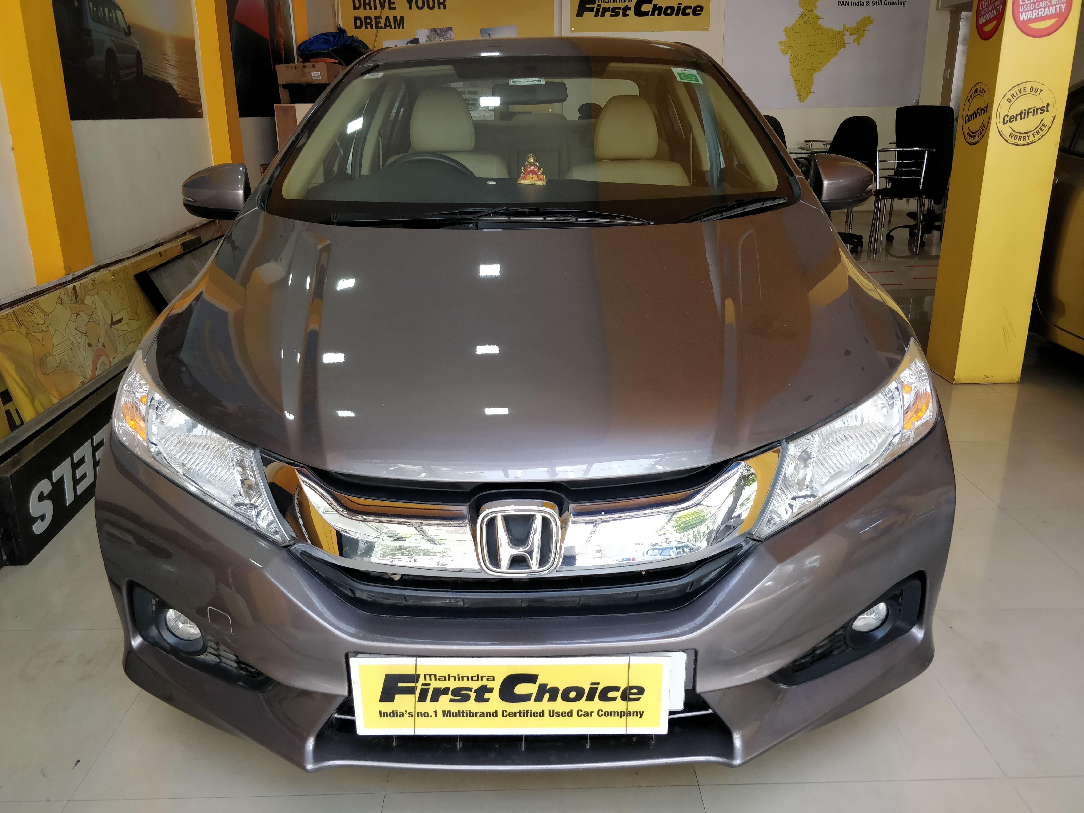 2015 Used Honda City VX CVT PETROL