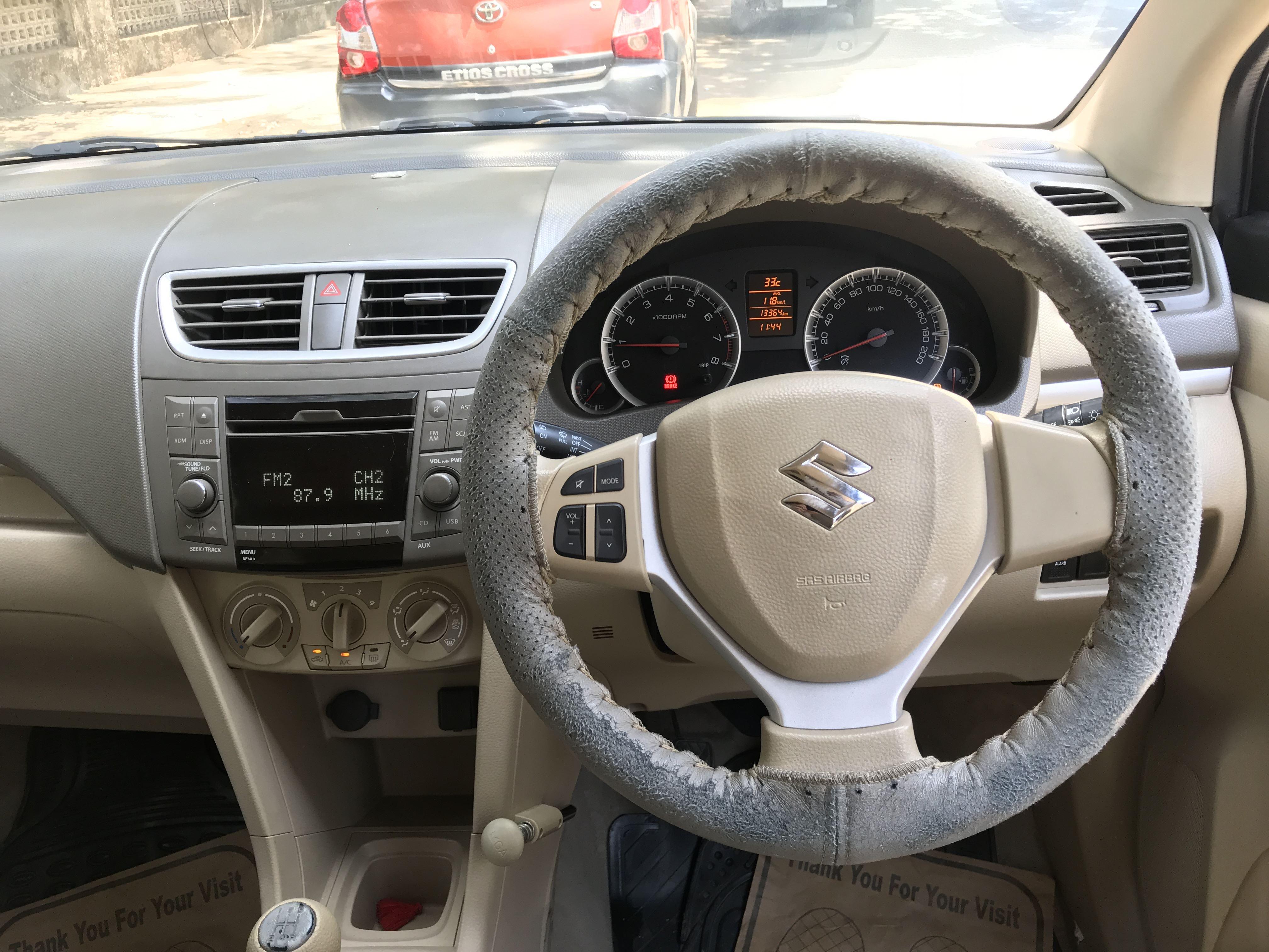 2014 Used Maruti Suzuki Ertiga ZXI