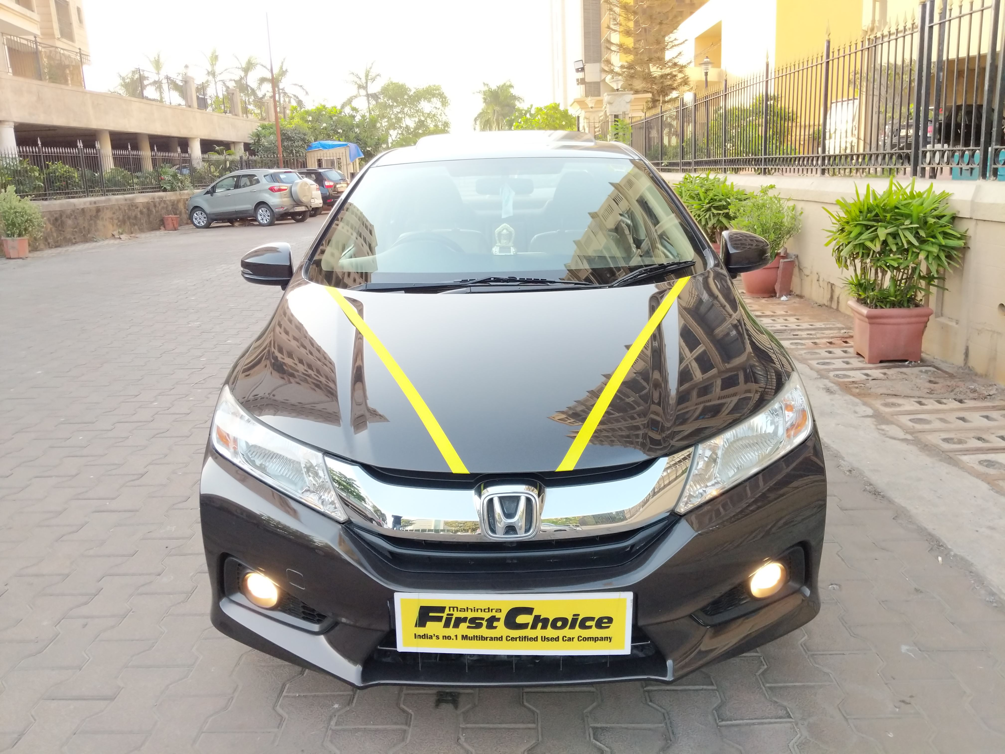 2015 Used HONDA CITY VX MT PETROL