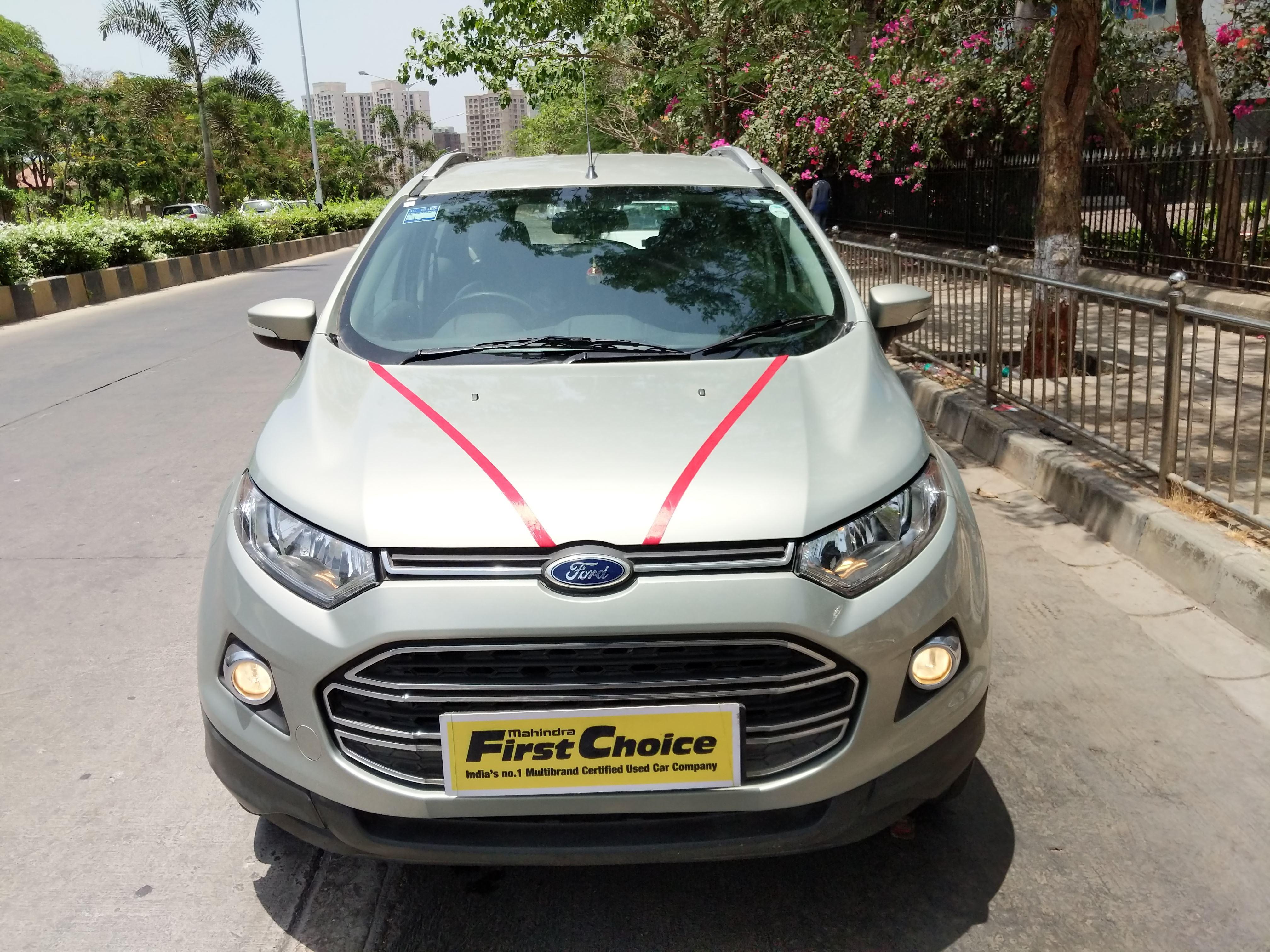2014 Used Ford Ecosport TITANIUM 1.5 TI VCT