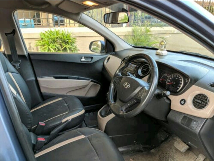 2015 Used HYUNDAI GRAND I10 ASTA AT 1.2 KAPPA VTVT