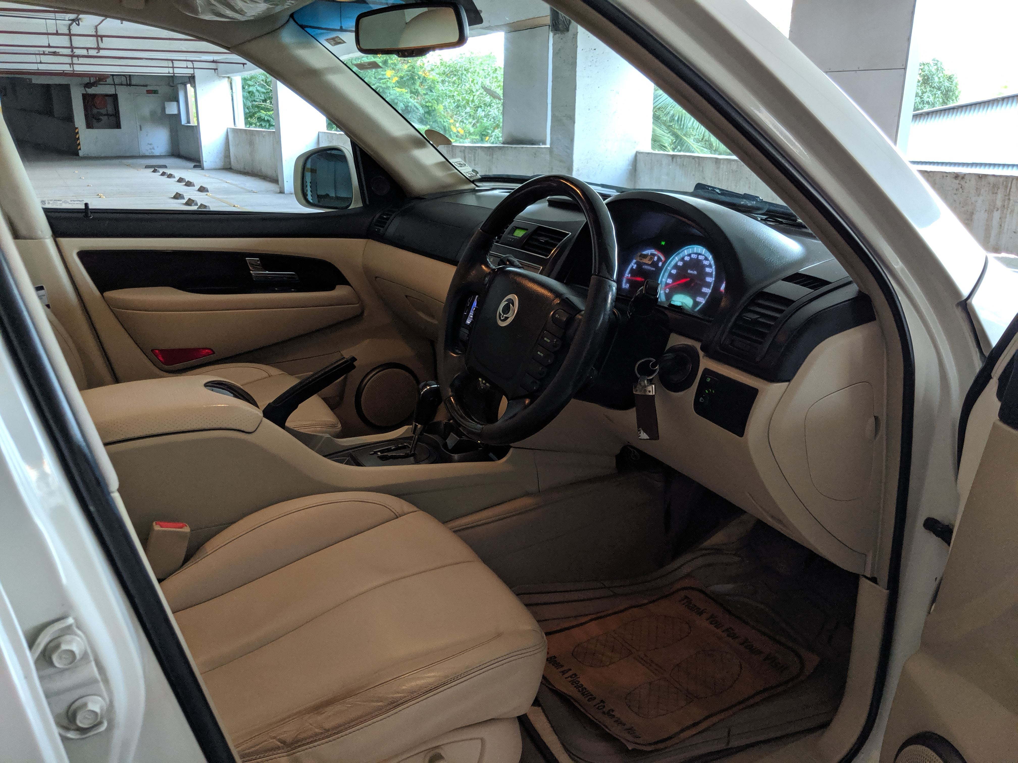 2015 Used SSANGYONG REXTON RX7