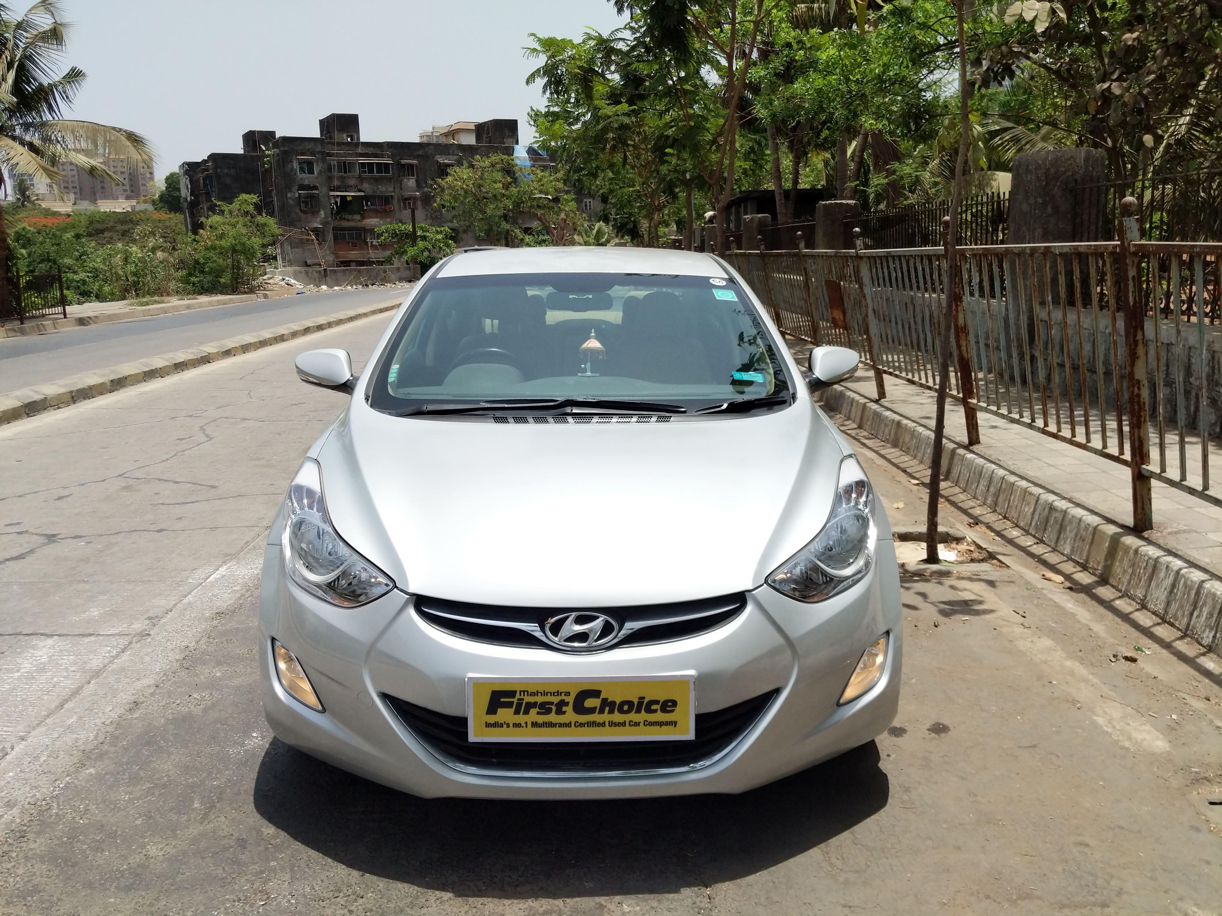 2014 Used Hyundai New Elantra 1.6 SX MT