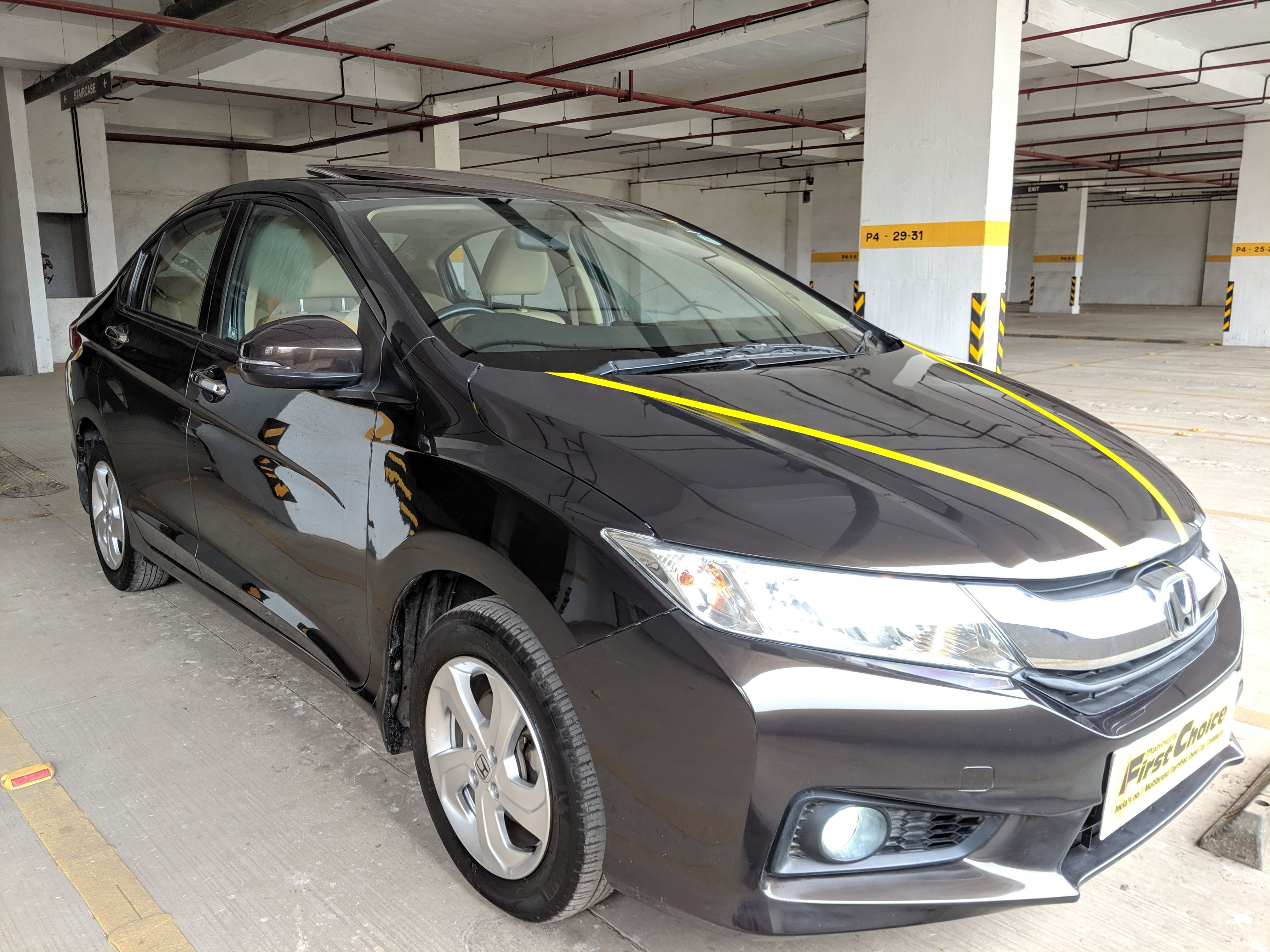 2015 Used HONDA CITY VX CVT PETROL