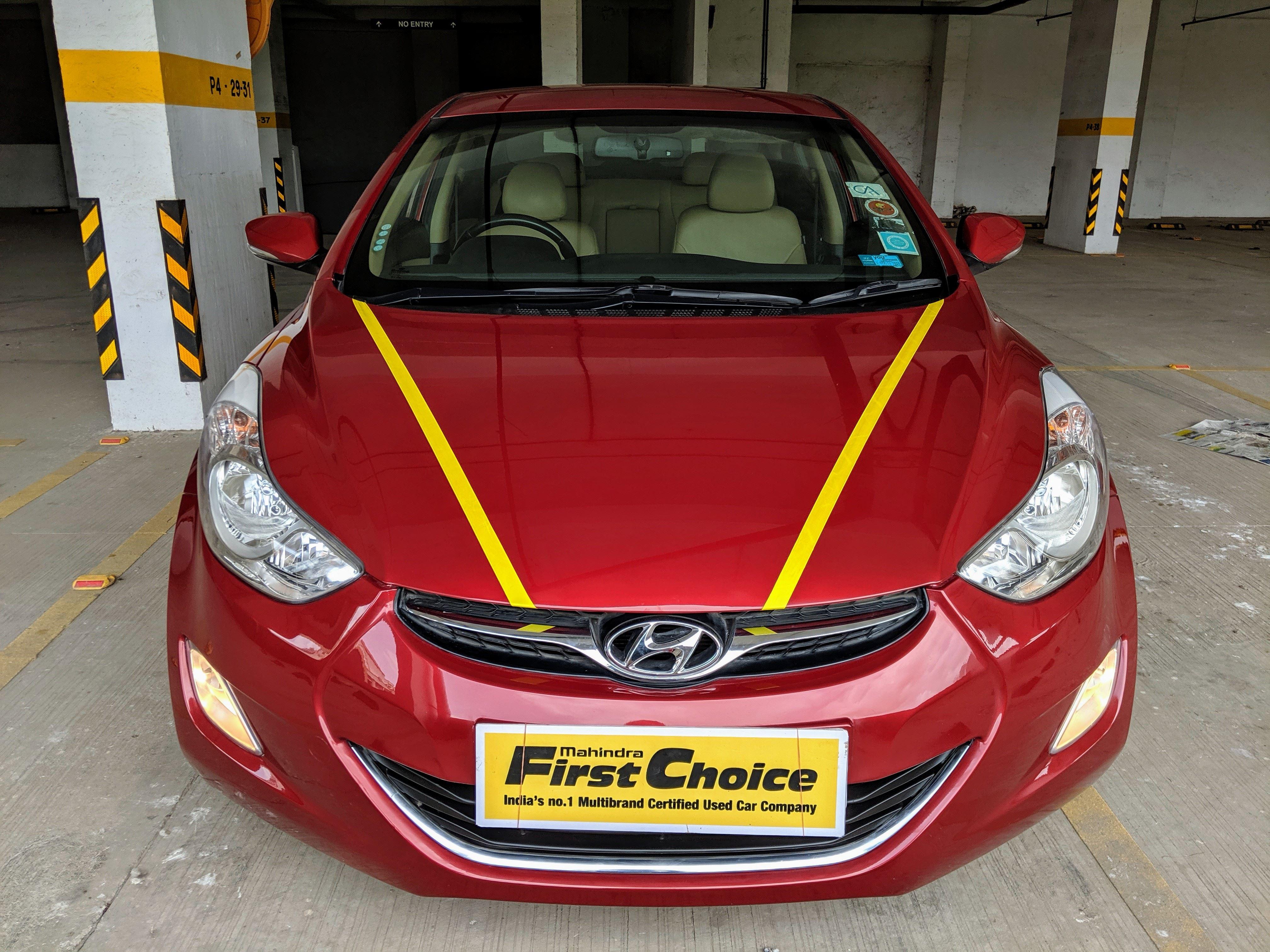 2013 Used Hyundai New Elantra 1.8 SX AT