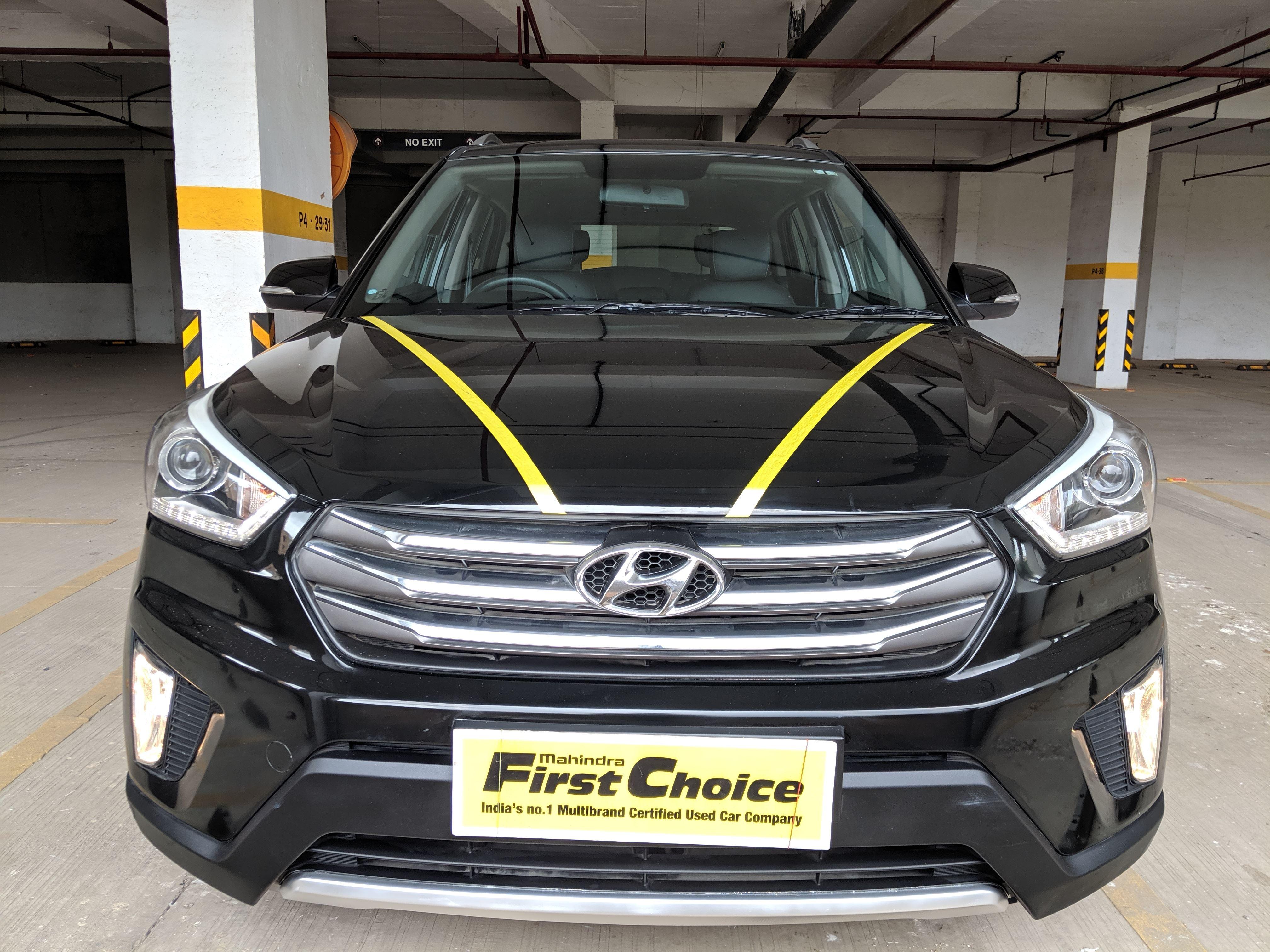 2017 Used Hyundai Creta 1.6 VTVT S
