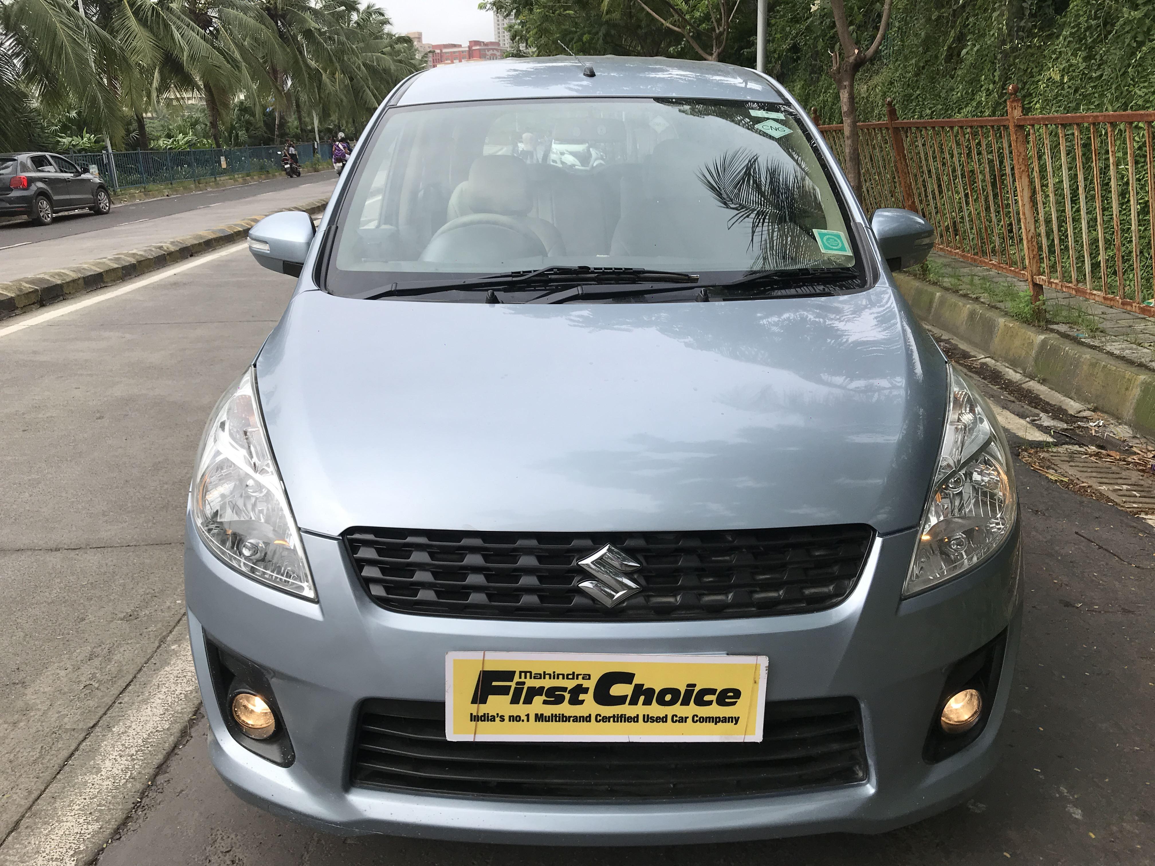 2014 Used Maruti Suzuki Ertiga VXI