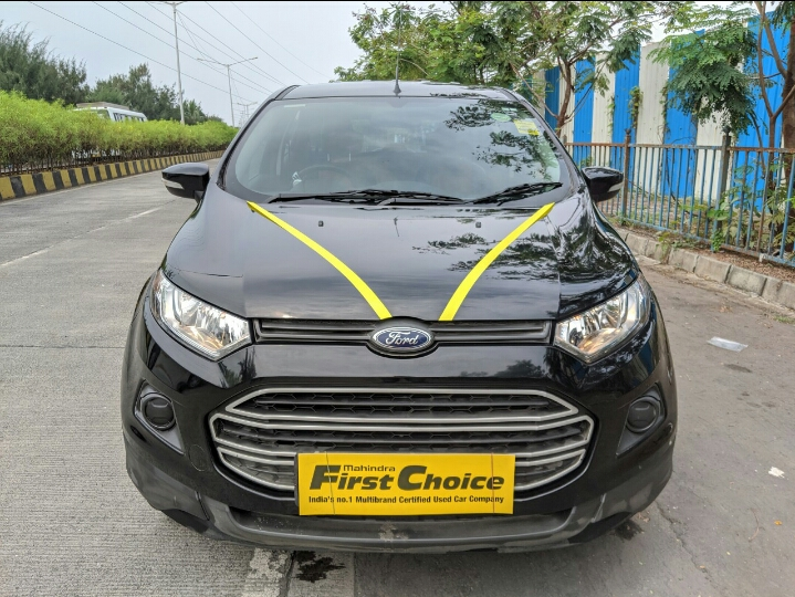 2017 Used FORD ECOSPORT TREND + 1.5L TDCI