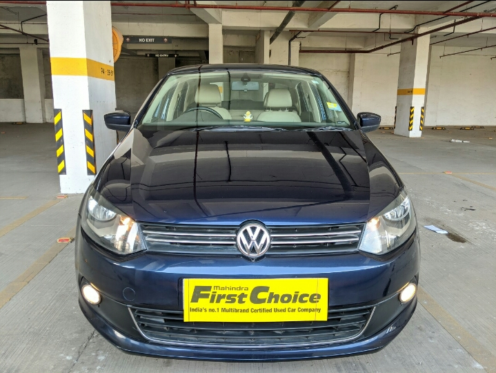 2015 Used VOLKSWAGEN VENTO HIGHLINE 1.2 PETROL AT