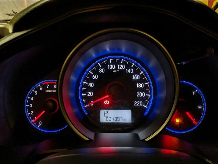 2016 Used HONDA JAZZ 1.2 S AT I VTEC