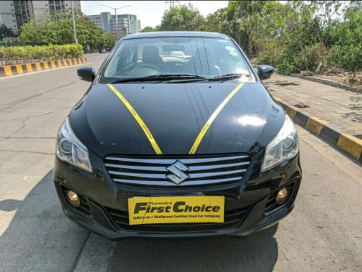 2016 Used Maruti Suzuki Ciaz VXI PLUS MT