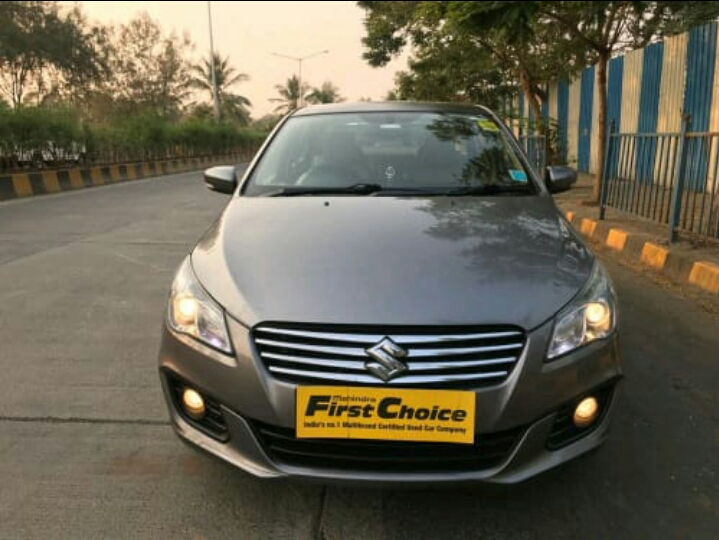2016 Used Maruti Suzuki Ciaz ZXI PLUS AT