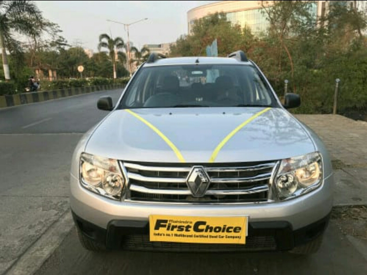 2016 Used RENAULT DUSTER RXE
