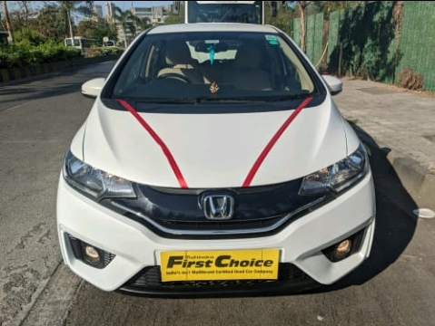 2017 Used Honda Jazz 1.2 V AT I VTEC