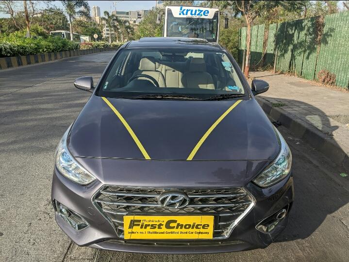 2017 Used Hyundai Verna 1.6 VTVT SX O AT