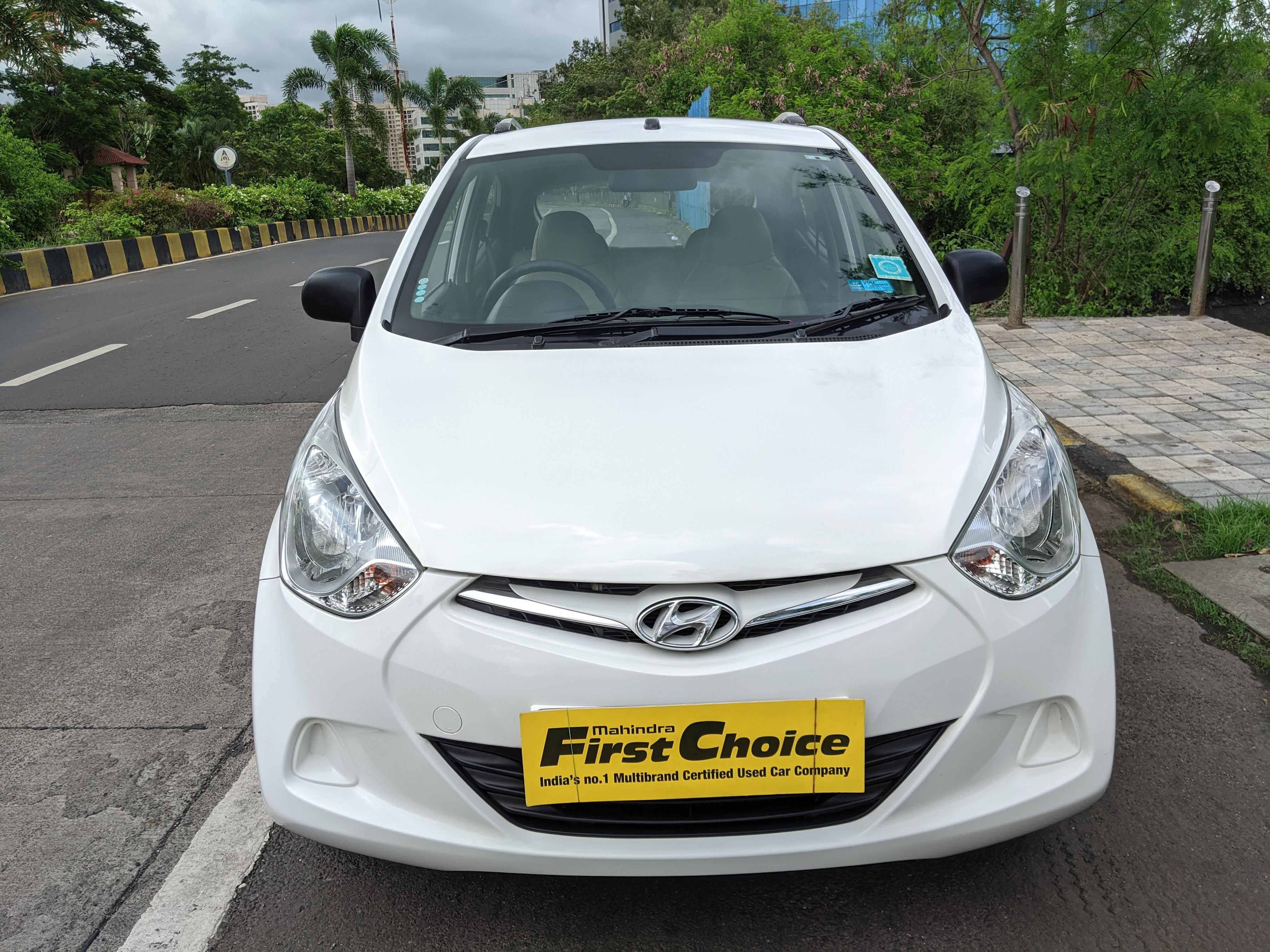 2014 Used HYUNDAI EON D LITE PLUS
