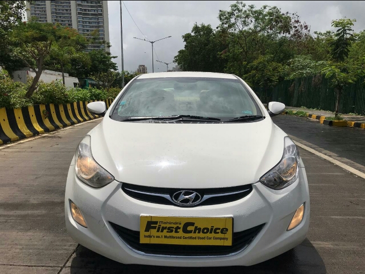 2013 Used HYUNDAI NEW ELANTRA 1.6 SX AT