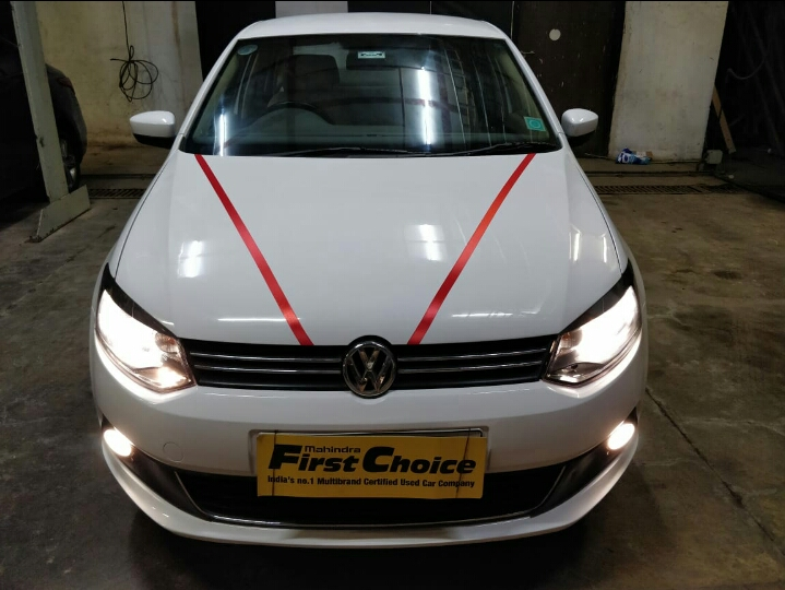2013 Used VOLKSWAGEN VENTO HIGHLINE 1.2 PETROL AT