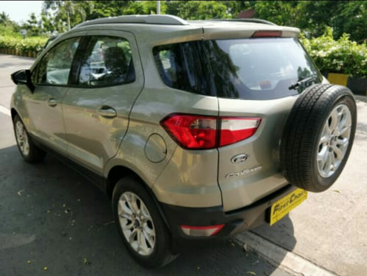 2015 Used FORD ECOSPORT TITANIUM 1.5 TI VCT AT