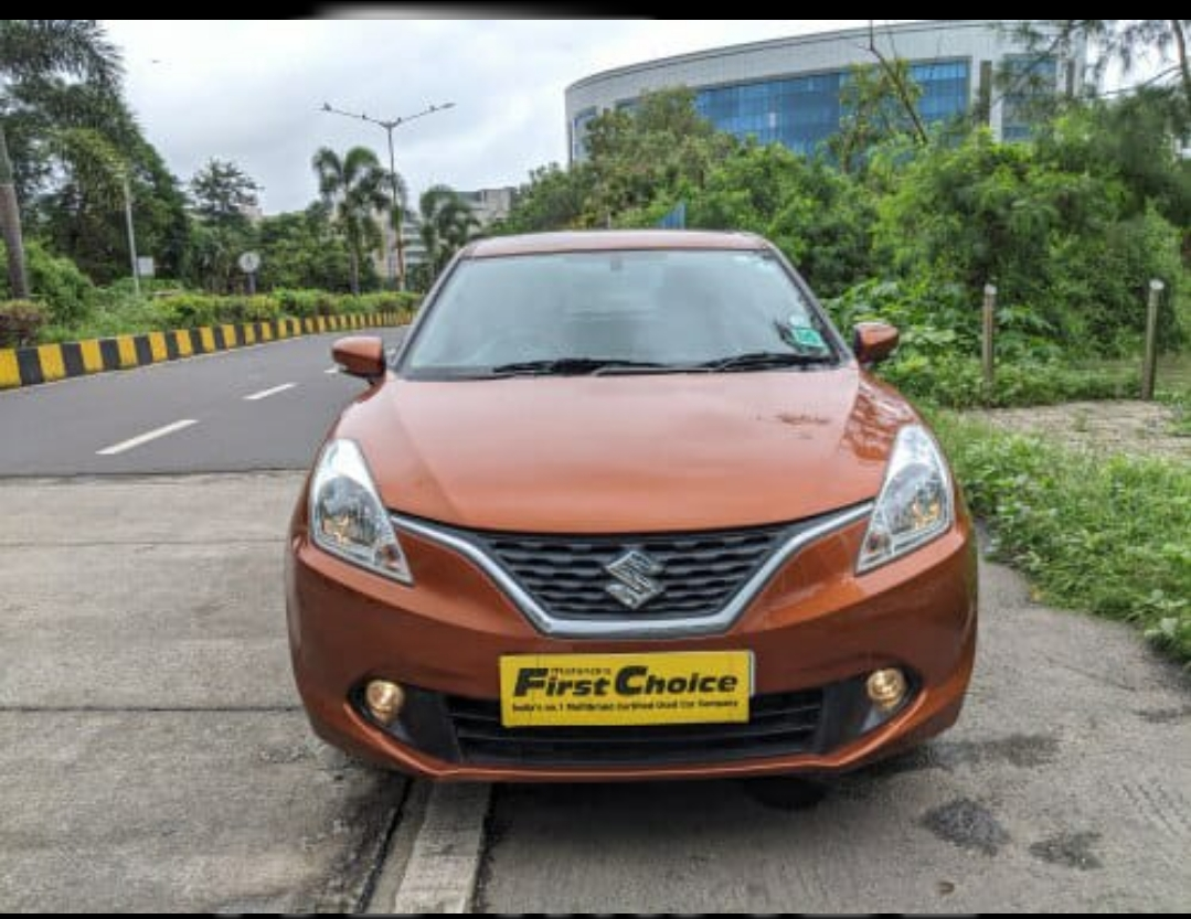 2017 Used MARUTI SUZUKI BALENO ZETA AT 1.2
