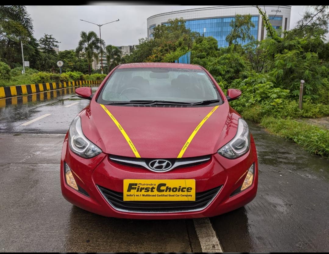 2015 Used Hyundai New Elantra 1.8 SX AT