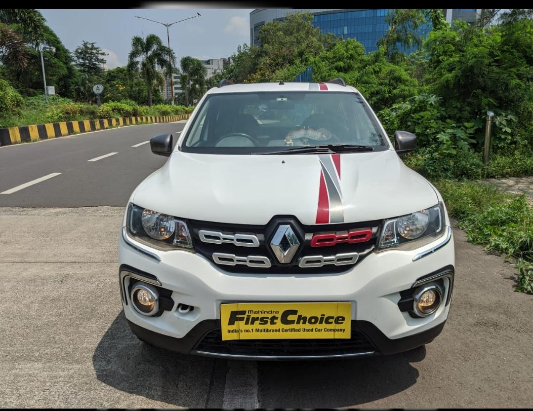 2017 Used Renault Kwid(2015_2019) 1.0 RXT AMT O