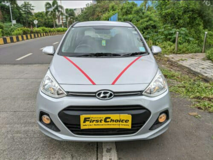2016 Used HYUNDAI GRAND I10 ASTA AT 1.2 KAPPA VTVT