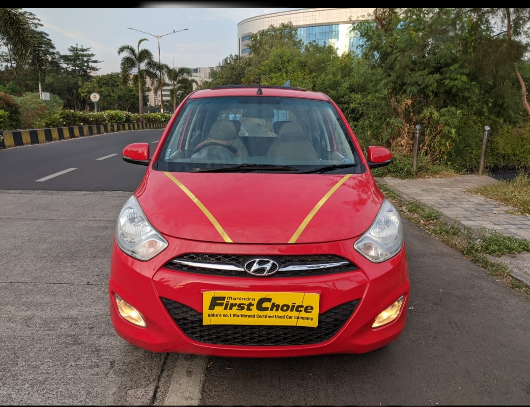 2011 Used Hyundai I10 ASTA 1.2 KAPPA2