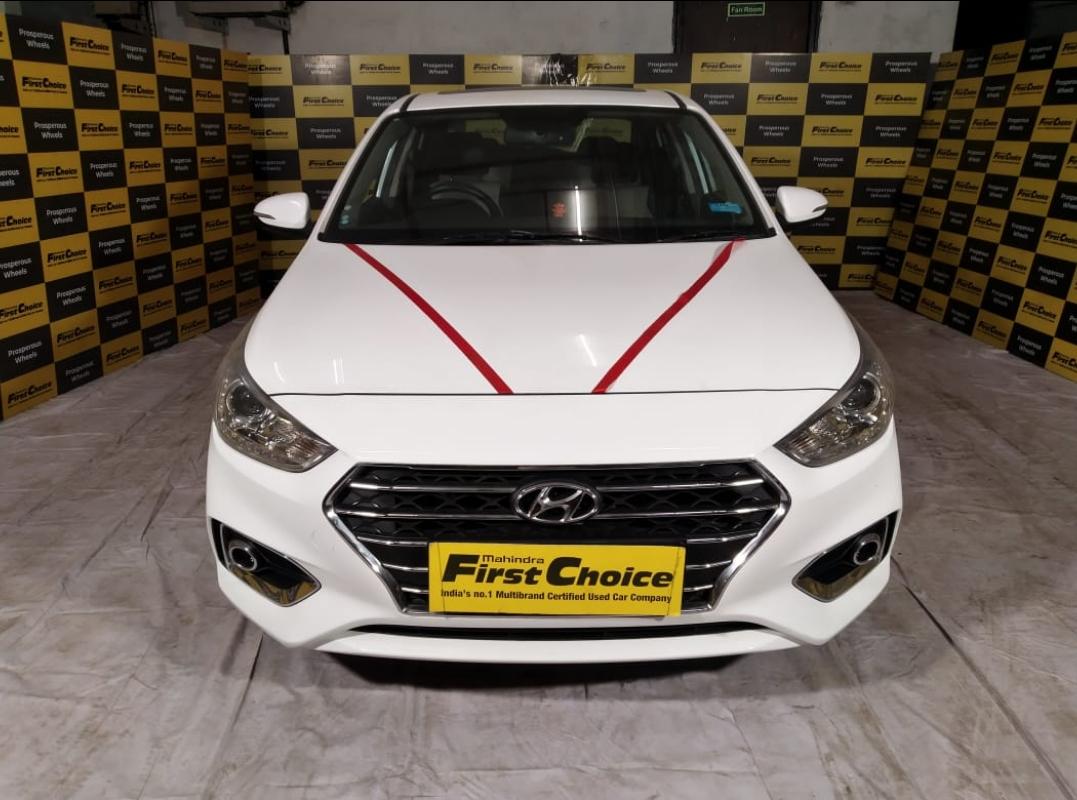 2018 Used Hyundai Verna 1.6 VTVT SX O AT