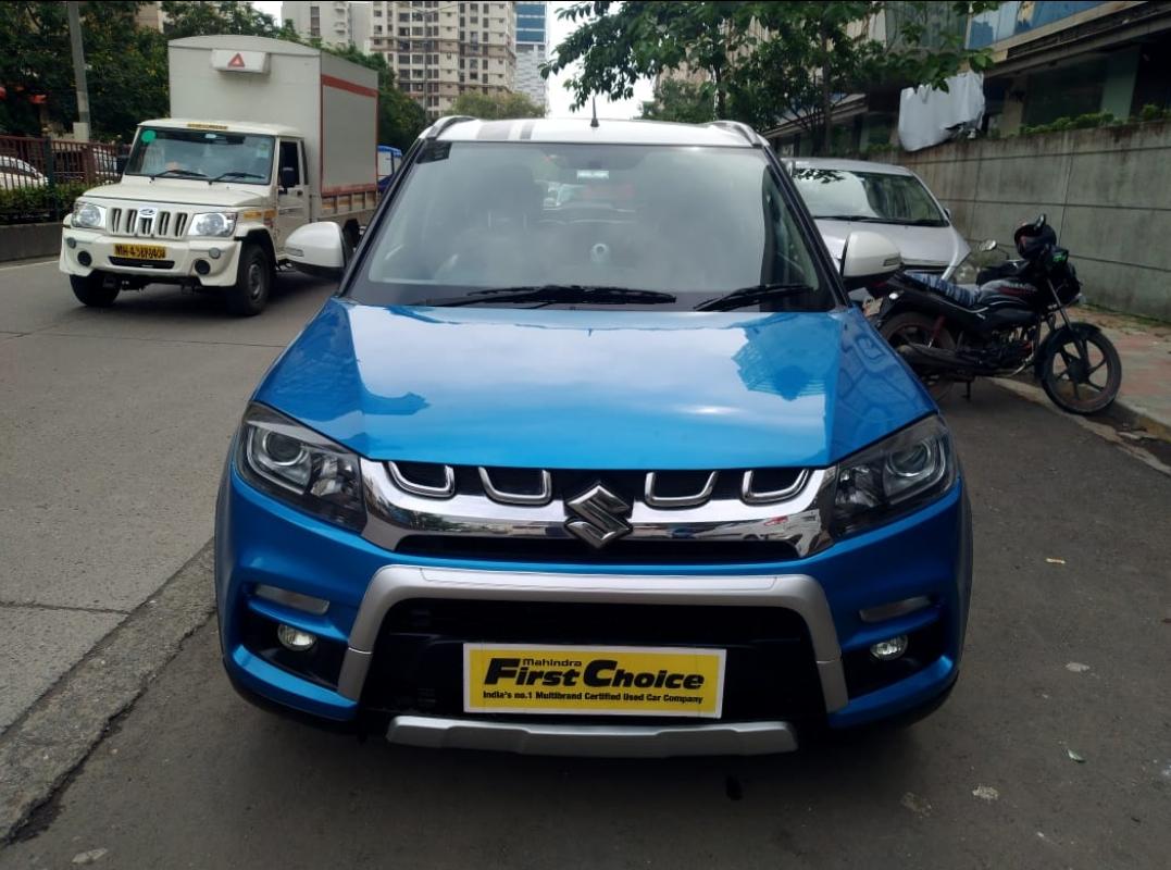 2017 Used Maruti Suzuki Vitara Brezza ZDi+
