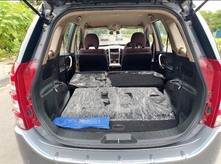 2012 Used MAHINDRA XUV500 W6