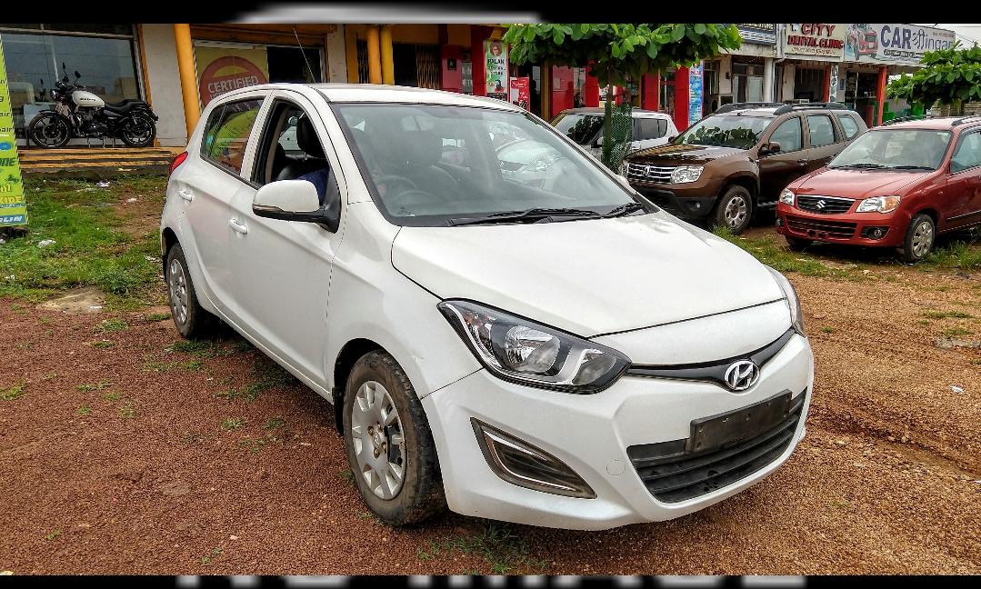 2012 Used Hyundai I20 MAGNA O 1.4 CRDI