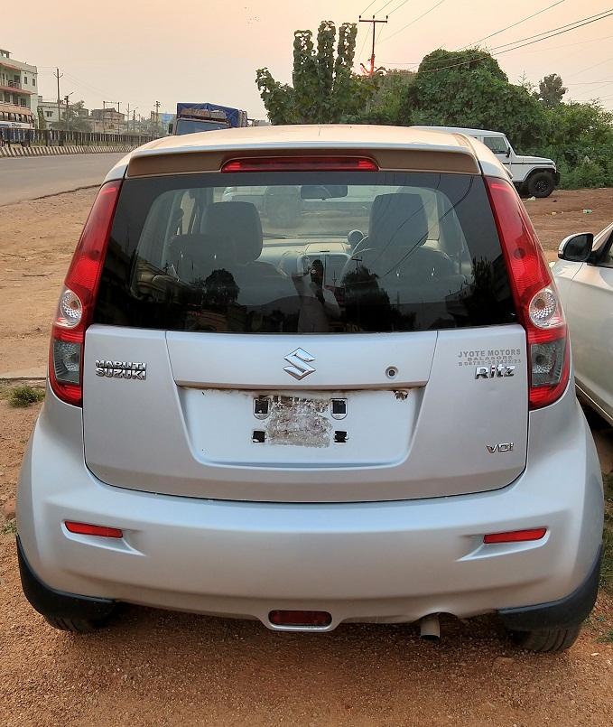 2014 Used Maruti Suzuki Ritz VDI BS IV